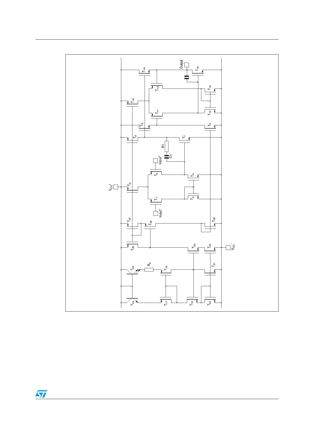 TS27M2B pdf, ピン配列
