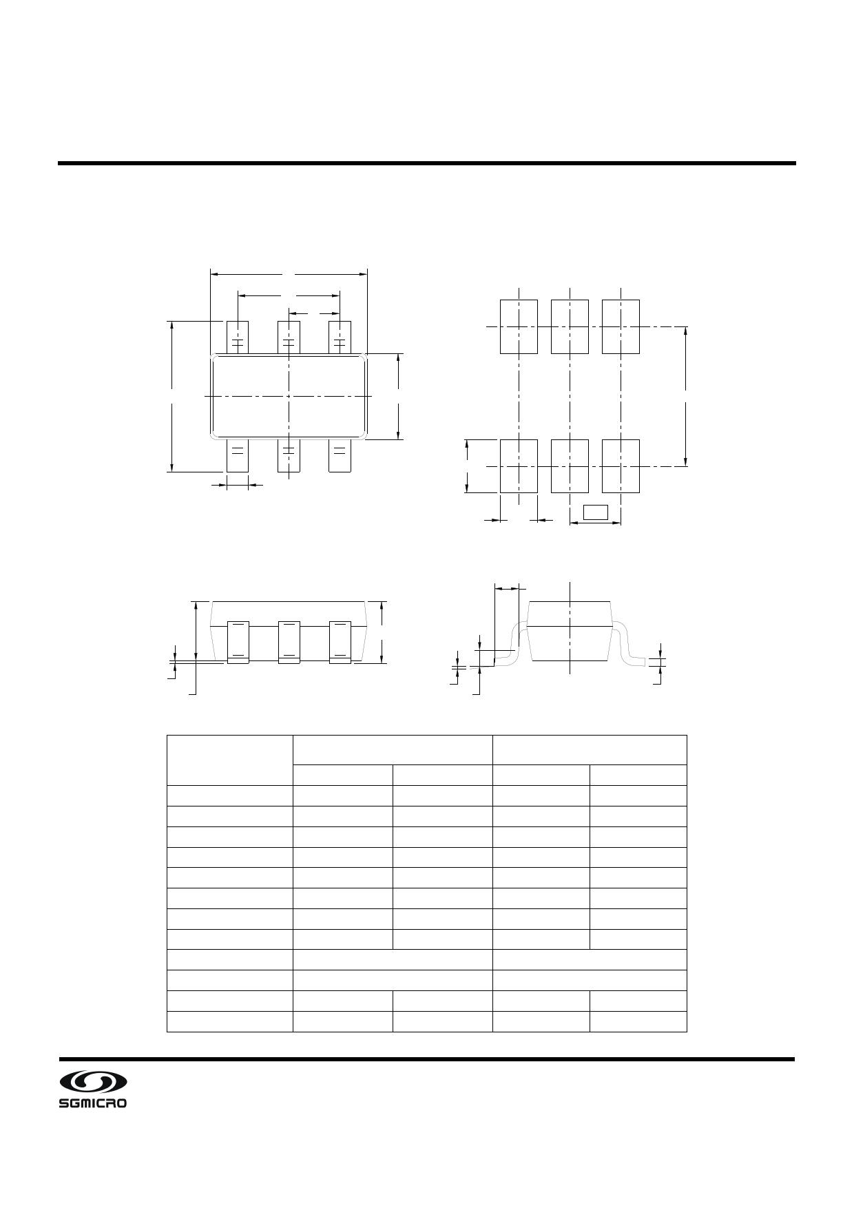 SGM8931 diode, scr