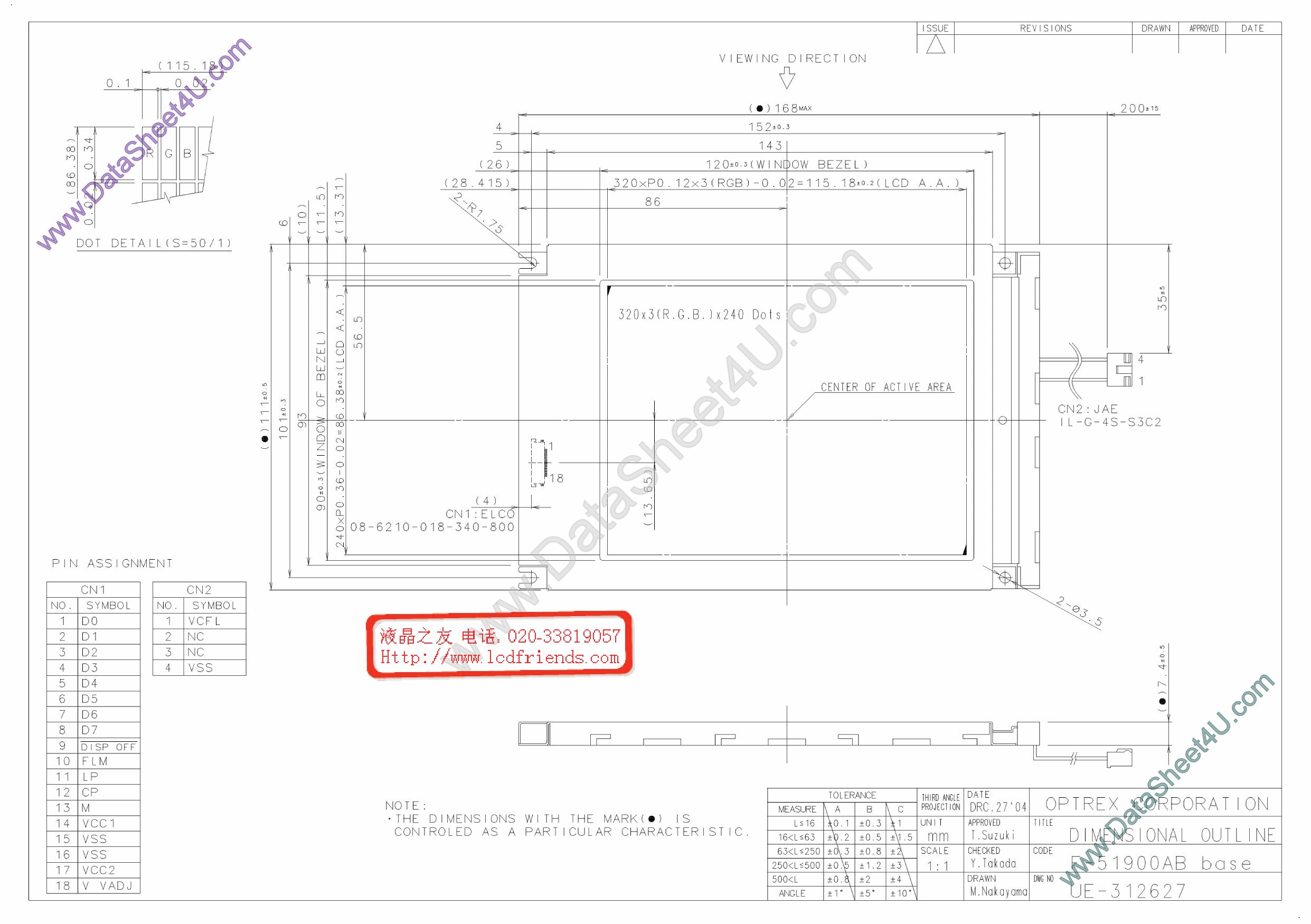 F-51900AB دیتاشیت PDF