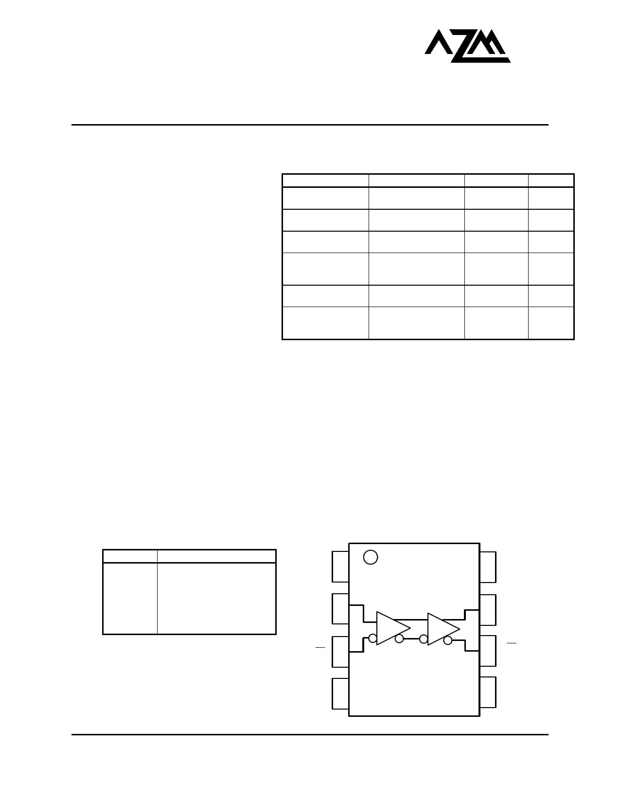 AZ100LVEL16 دیتاشیت PDF