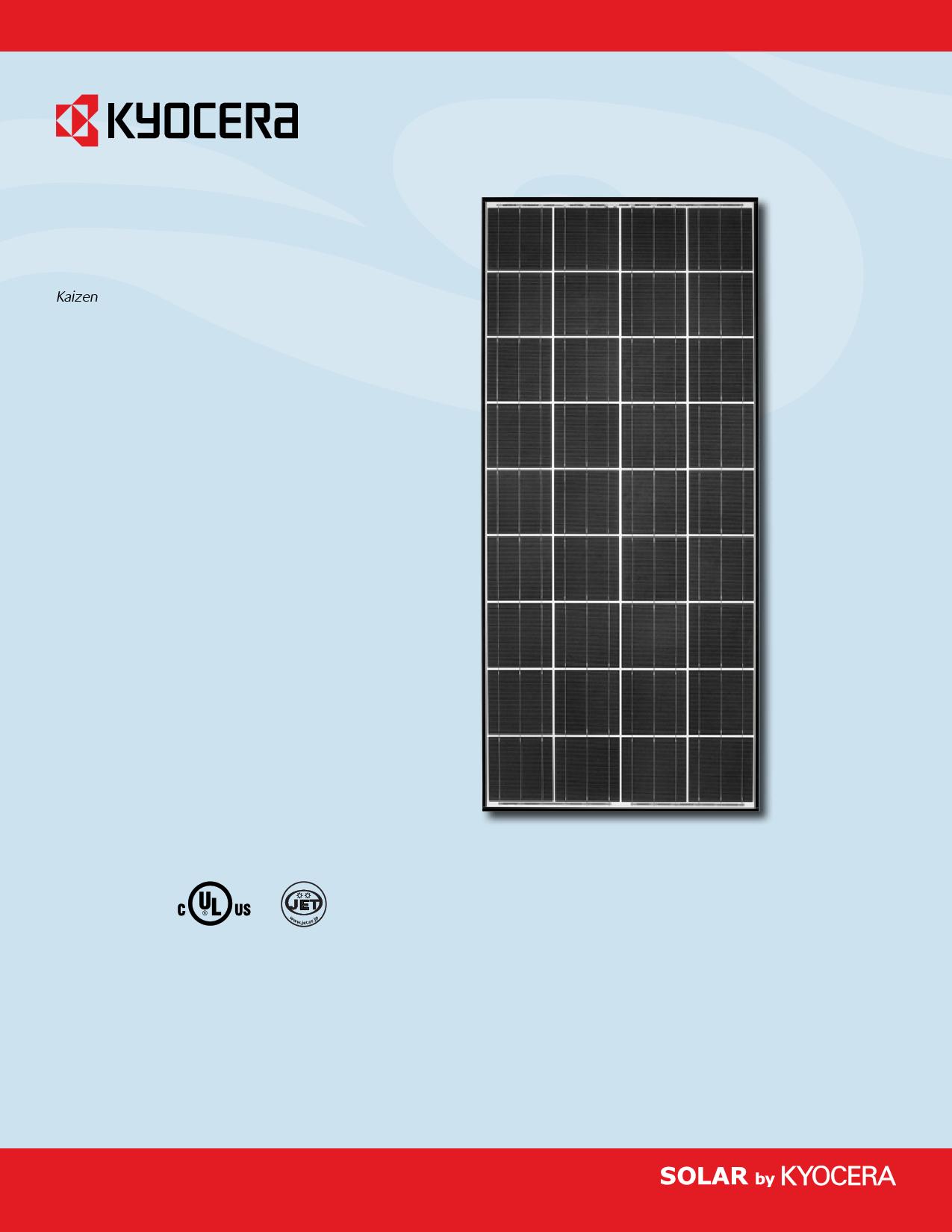 KD140GX-LPU دیتاشیت PDF