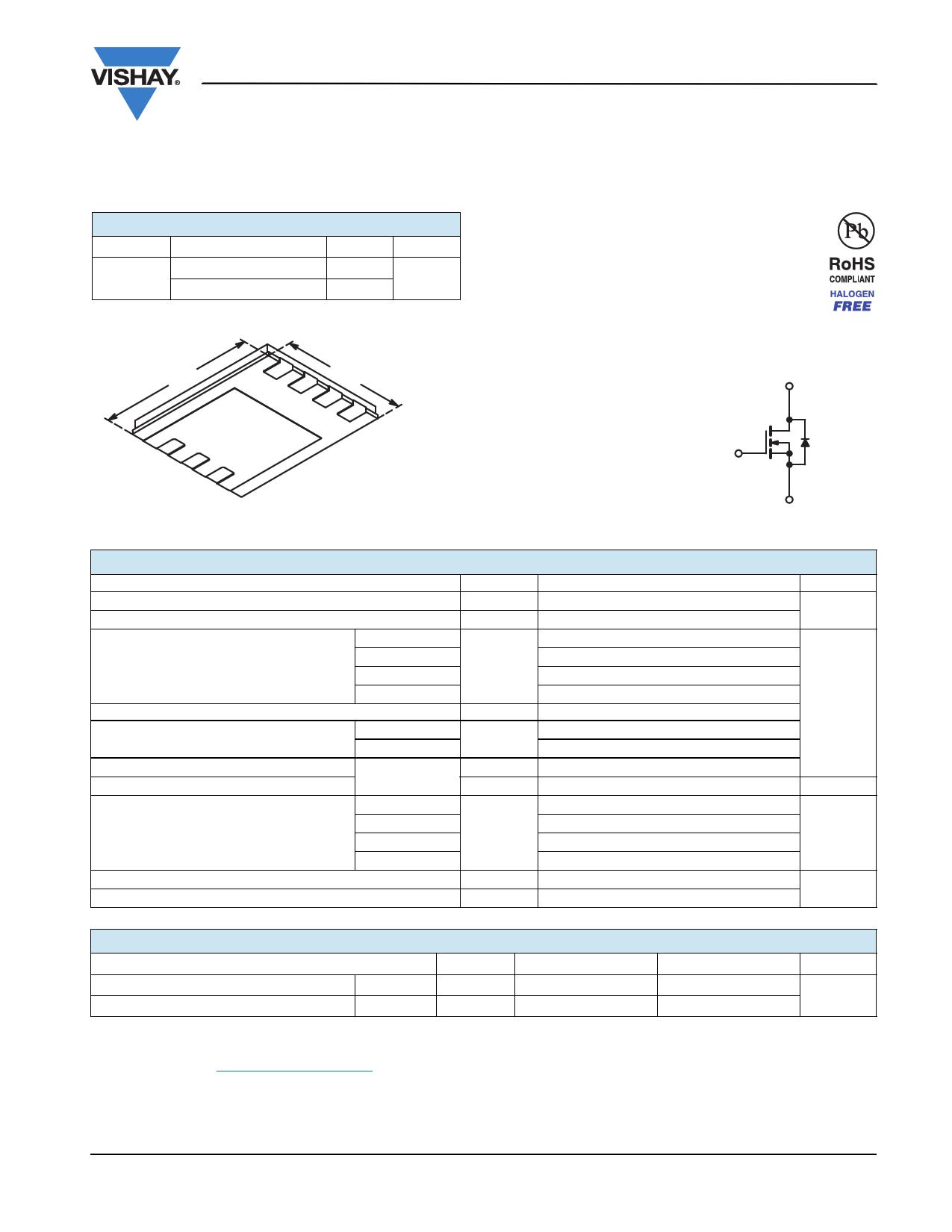 SIS892DN datasheet, circuit