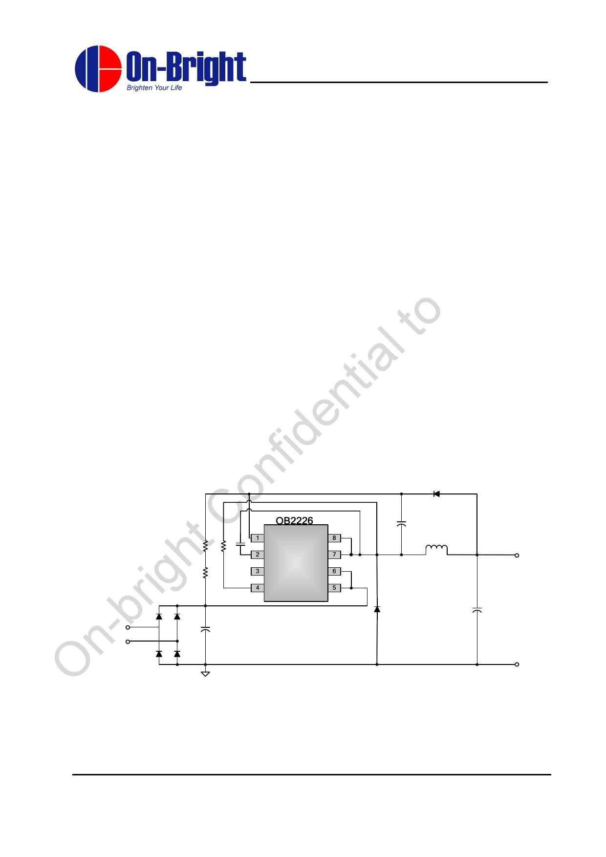 OB2226 دیتاشیت PDF
