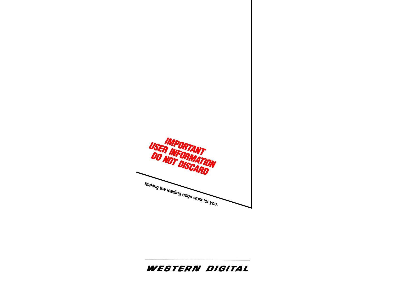 WD1003 datasheet