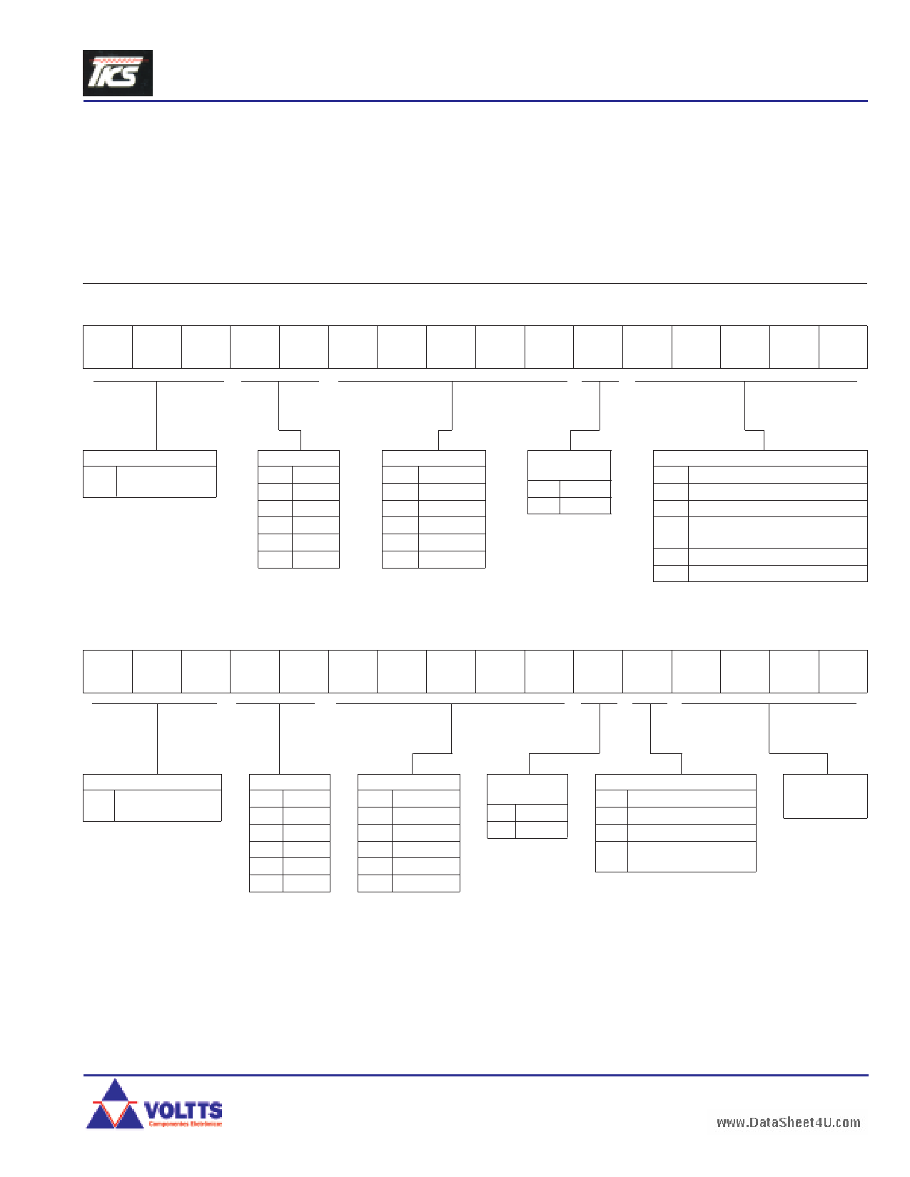 SCK-053 datasheet pinout