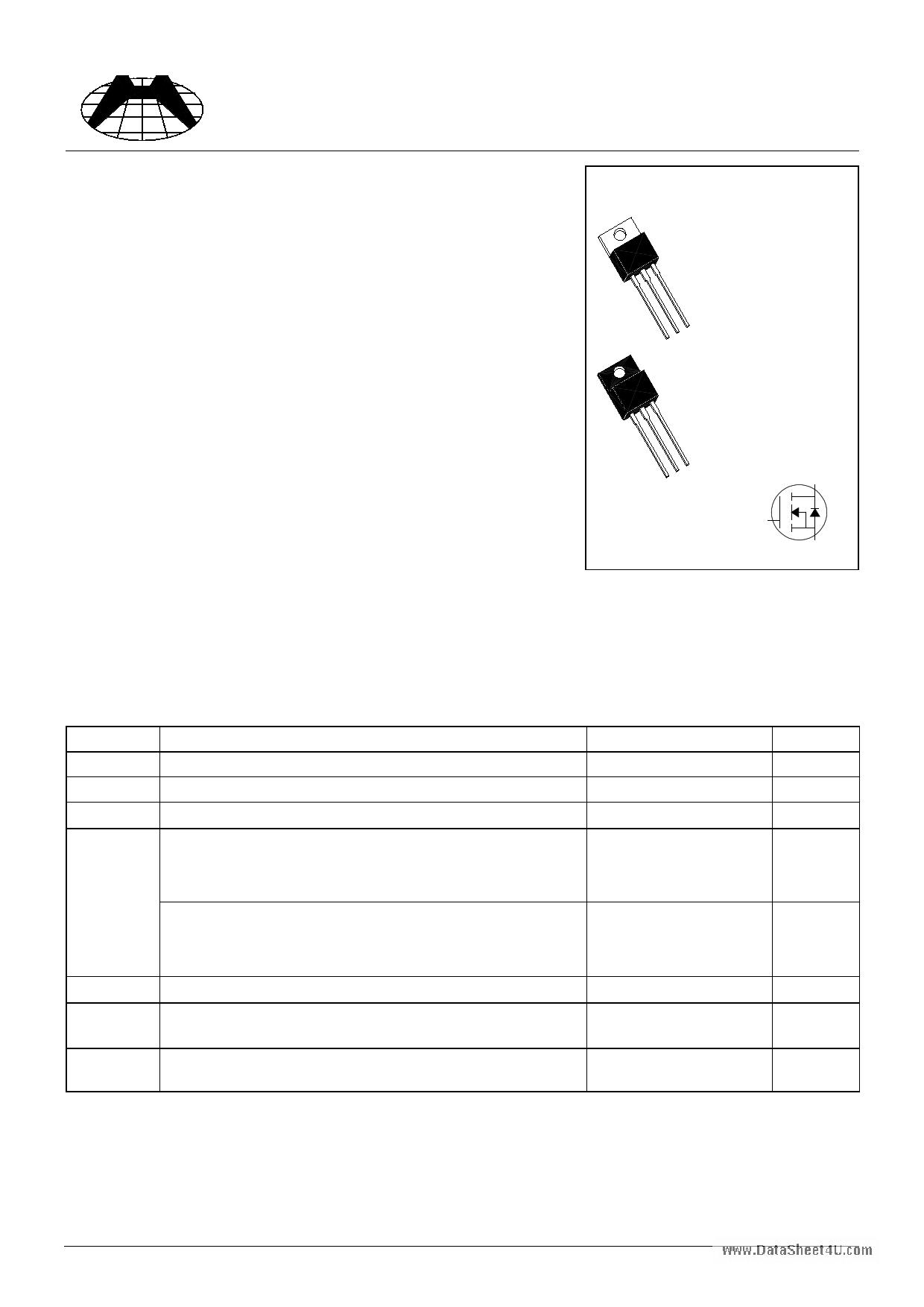 H03N60 datasheet