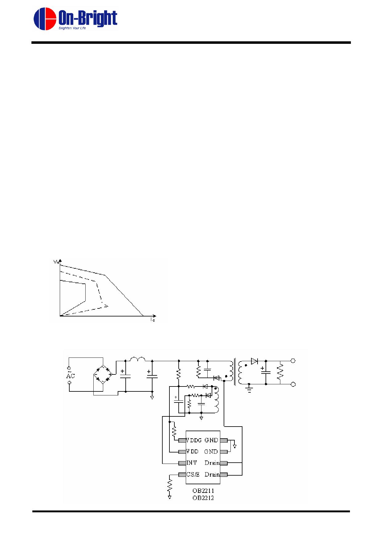 OB2212 دیتاشیت PDF