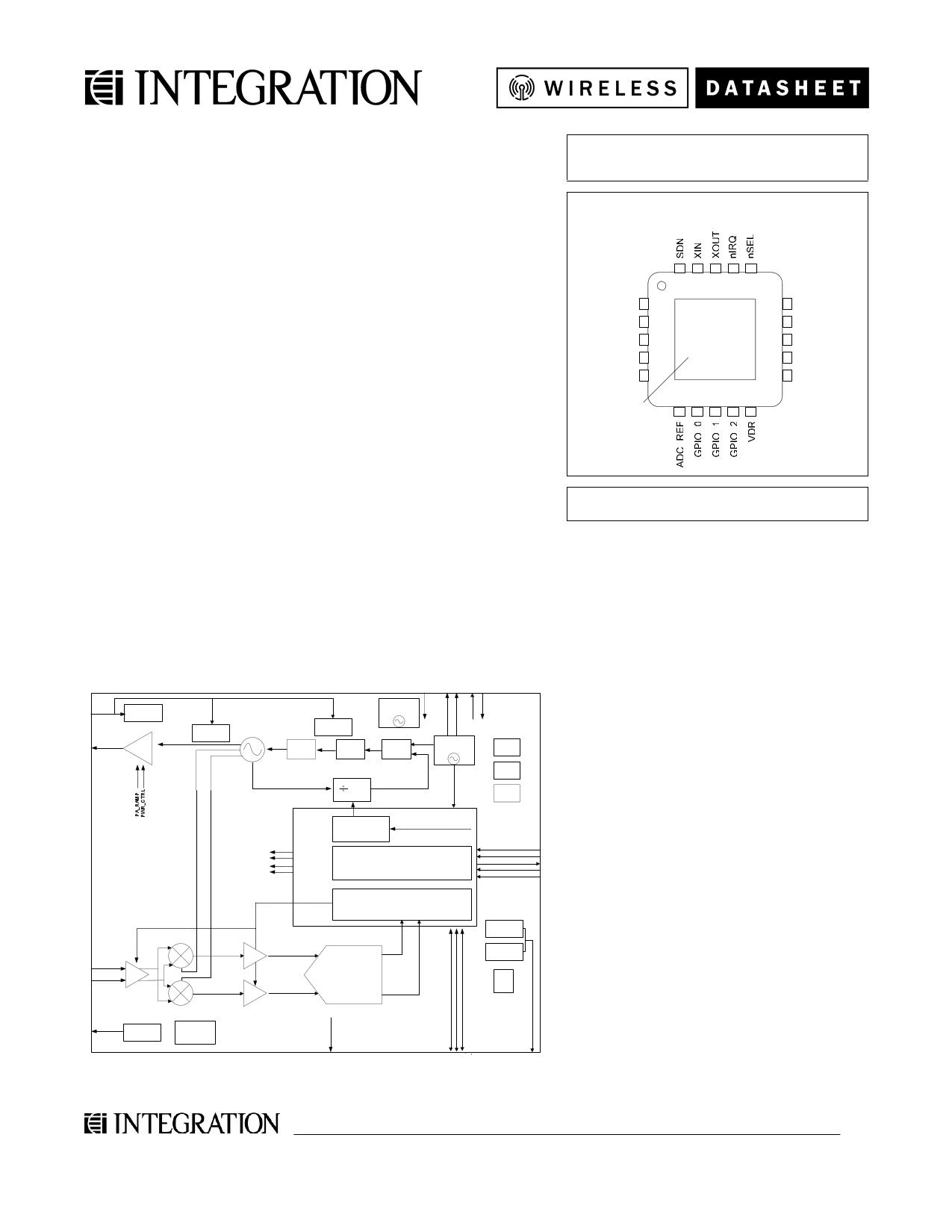 IA4432 دیتاشیت PDF