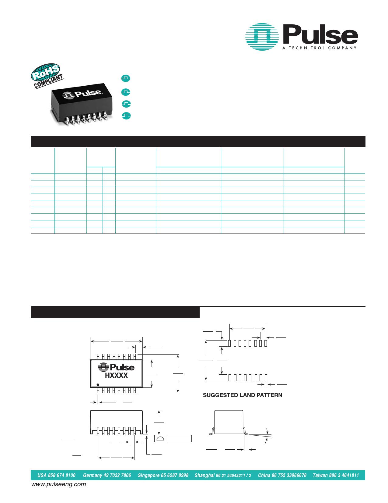 H1100 دیتاشیت PDF