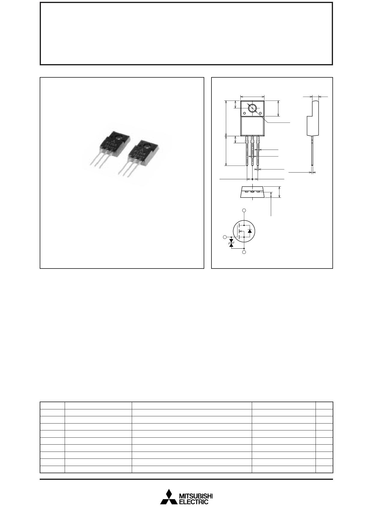 FS3KM-10 دیتاشیت PDF