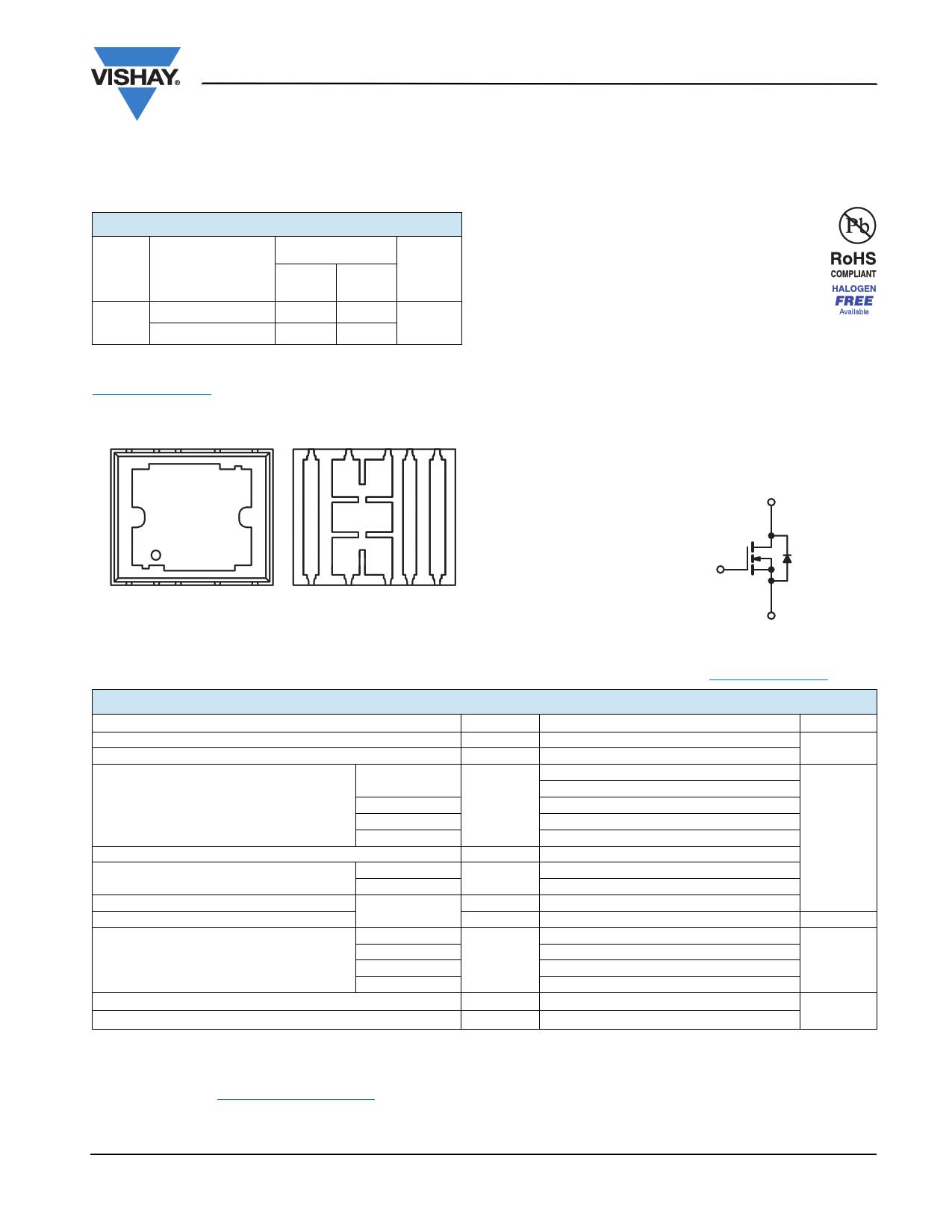 SIE818DF datasheet
