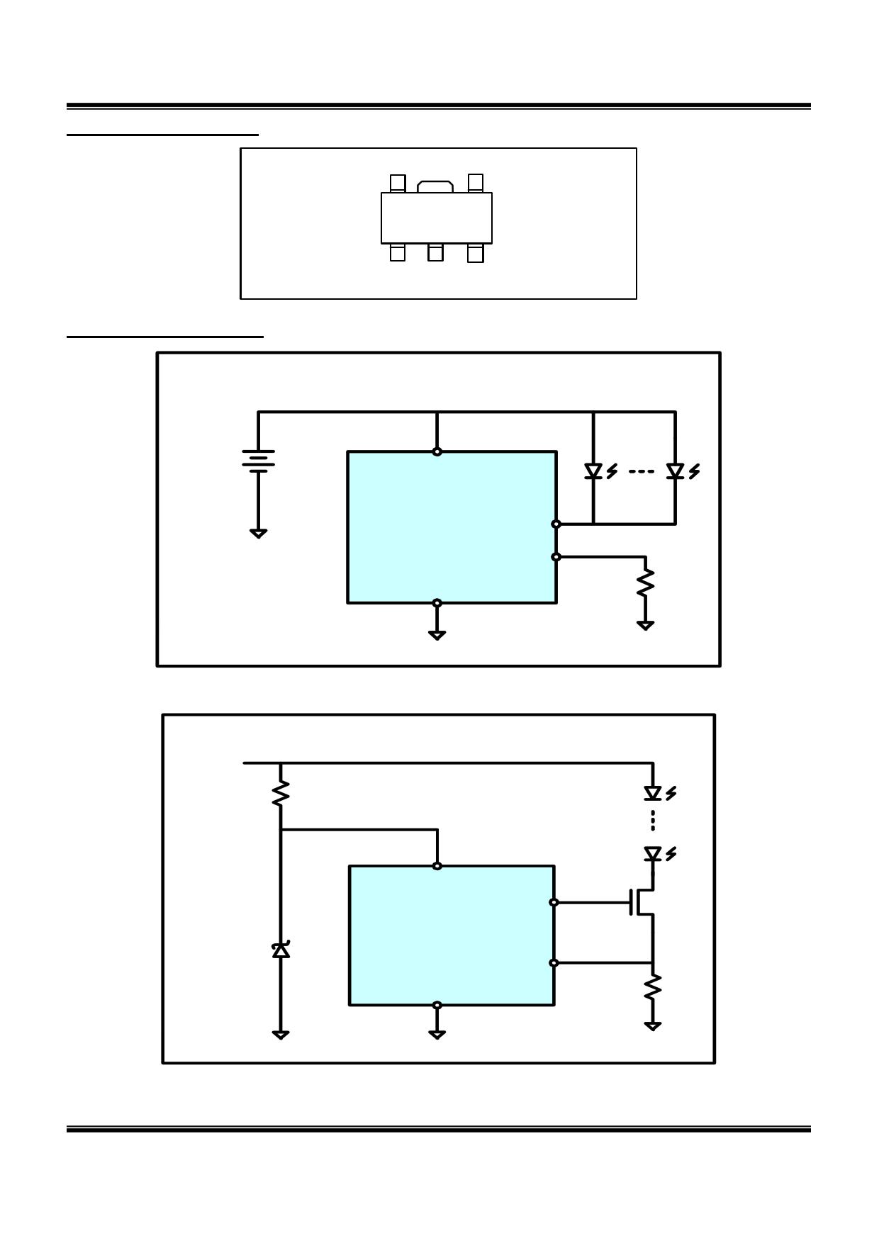 AMC7136 pdf, schematic