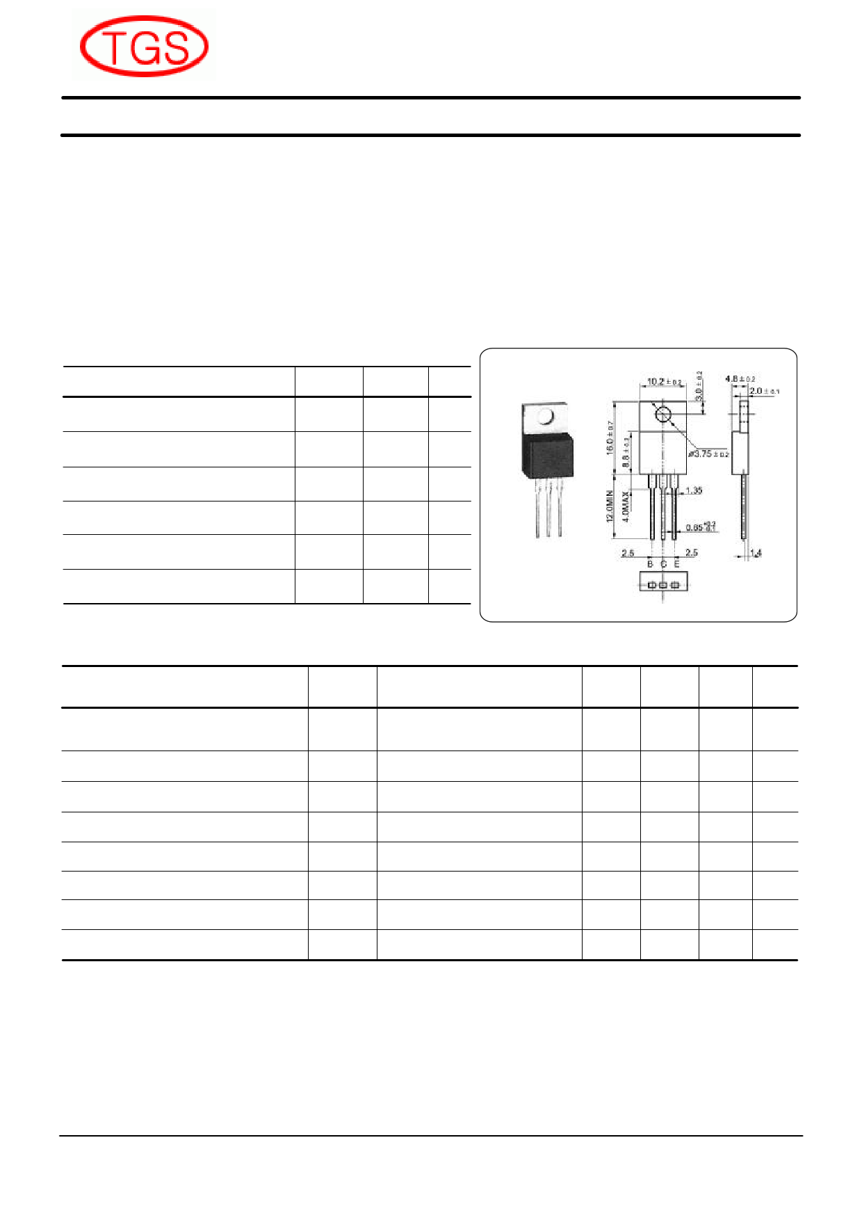 TS820-600T دیتاشیت PDF