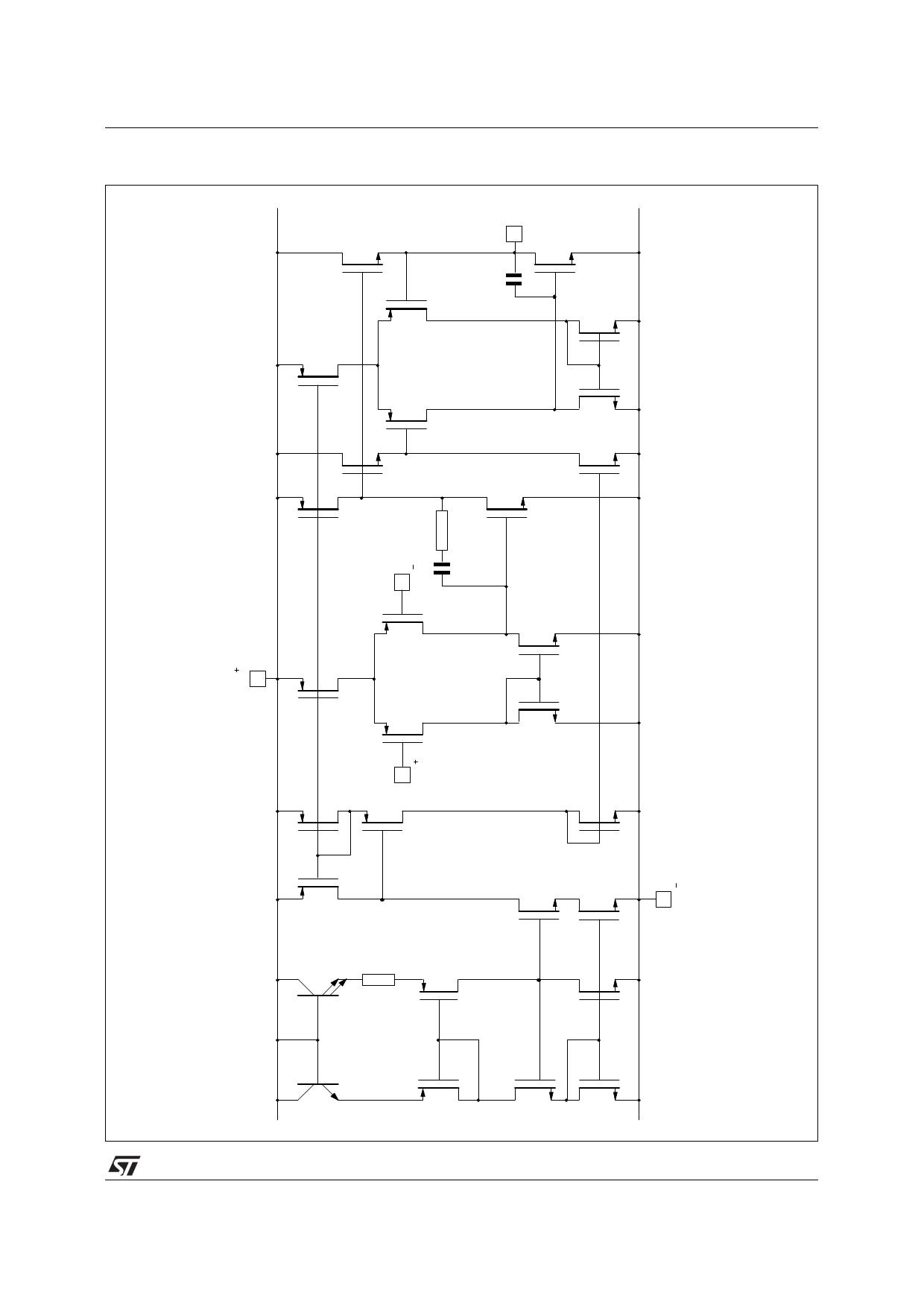 TS272BC pdf, ピン配列