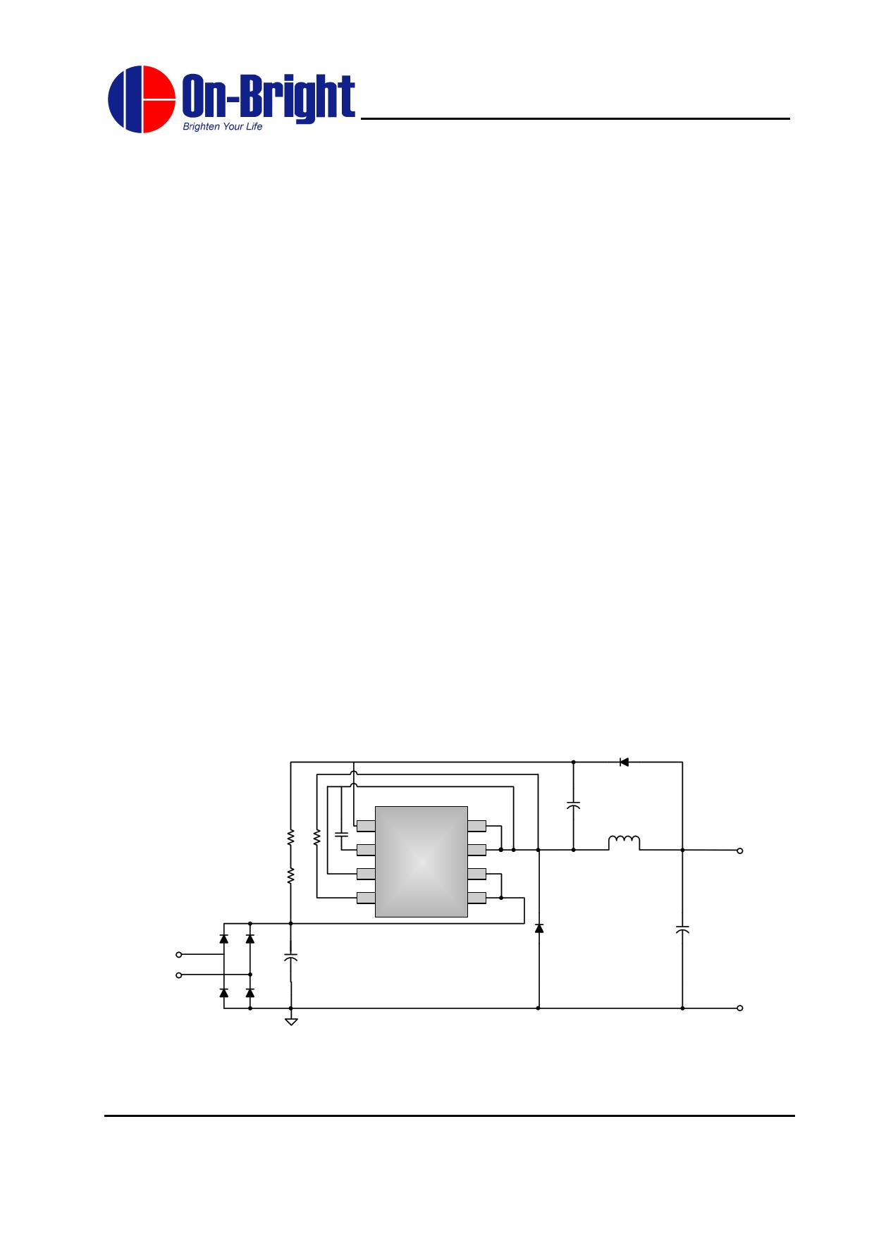 OB2223F datasheet