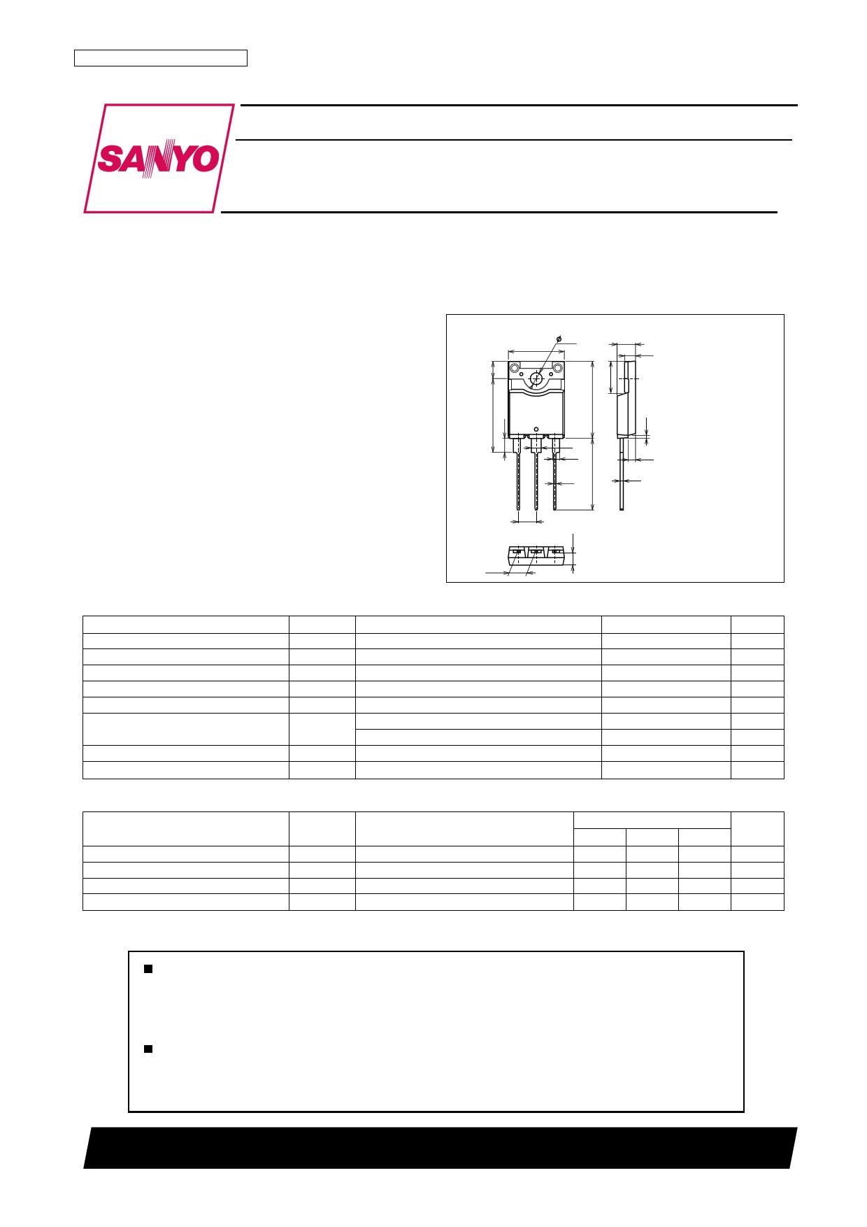 2SD2649 datasheet, circuit