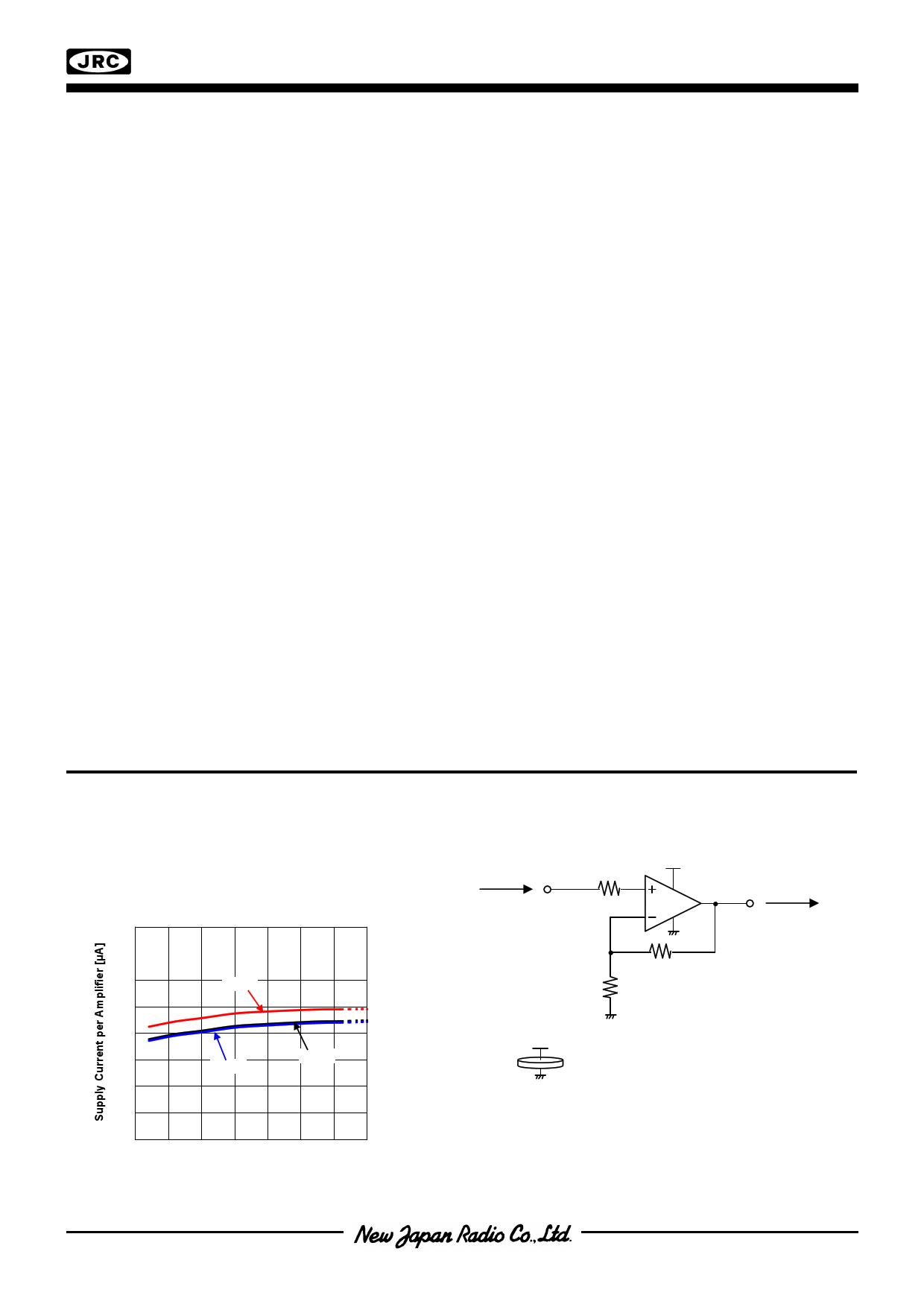 NJU77002 دیتاشیت PDF