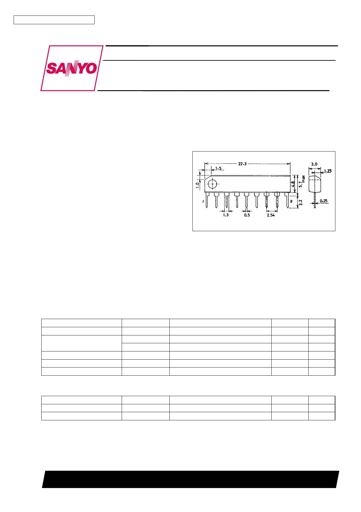 LA1185 datasheet