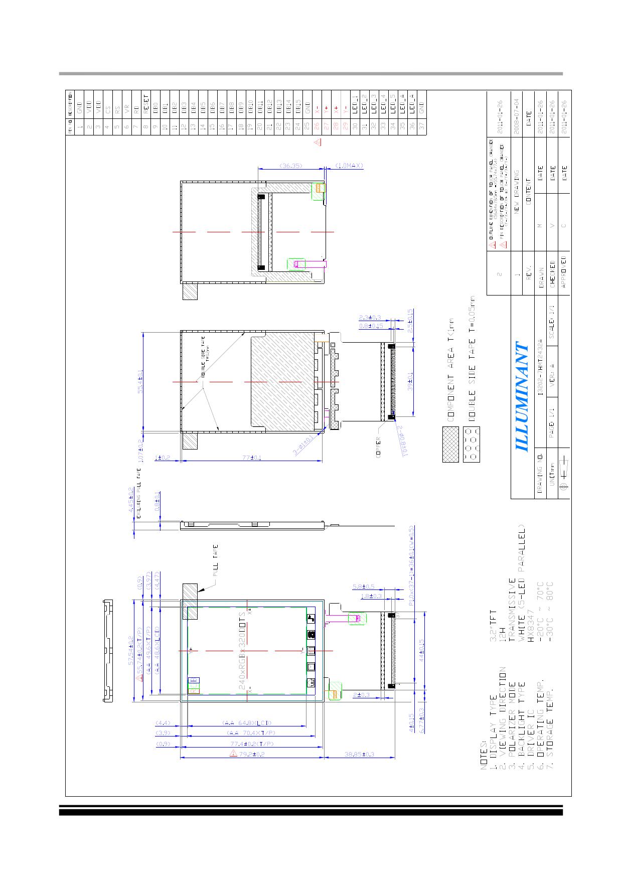 I3202-7HMT2432A pdf