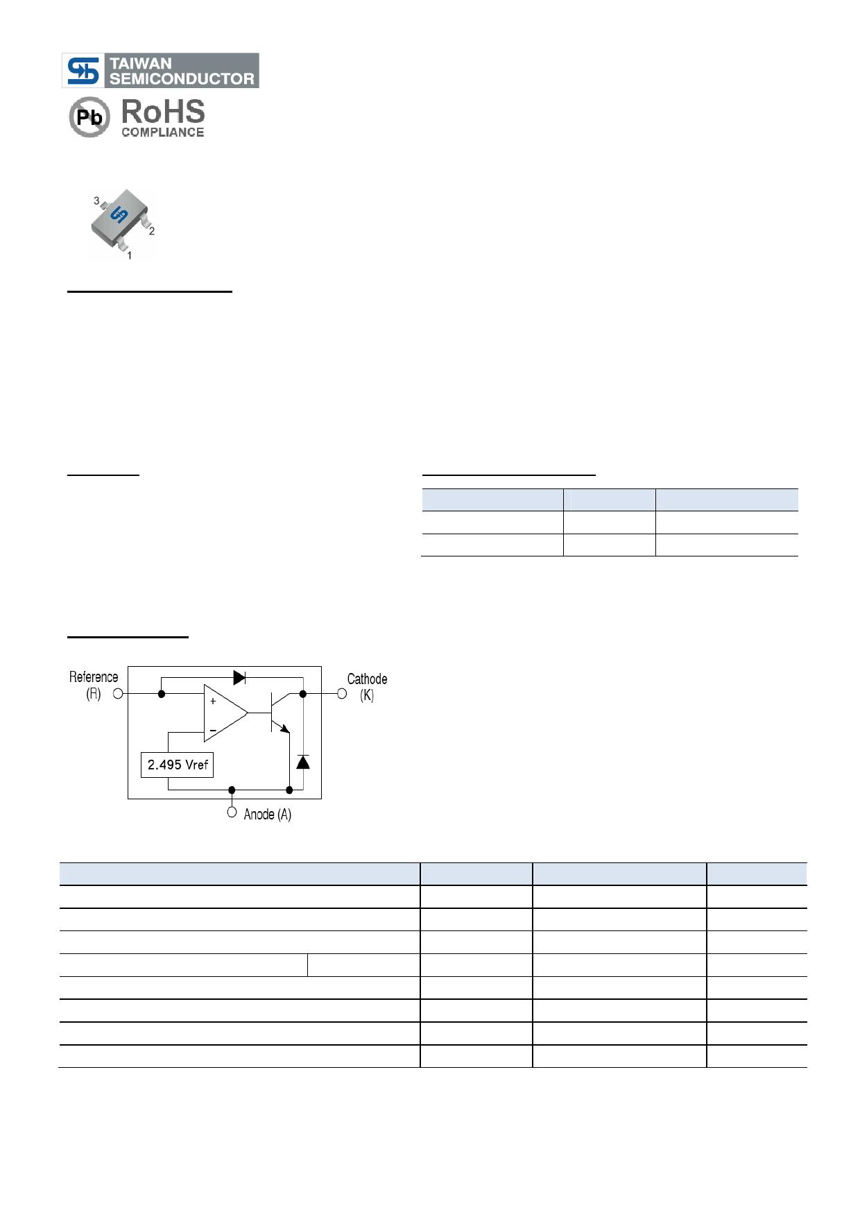 TS431-Z datasheet, circuit