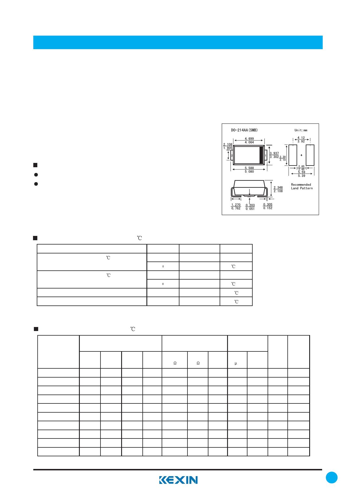1SMB5918B datasheet