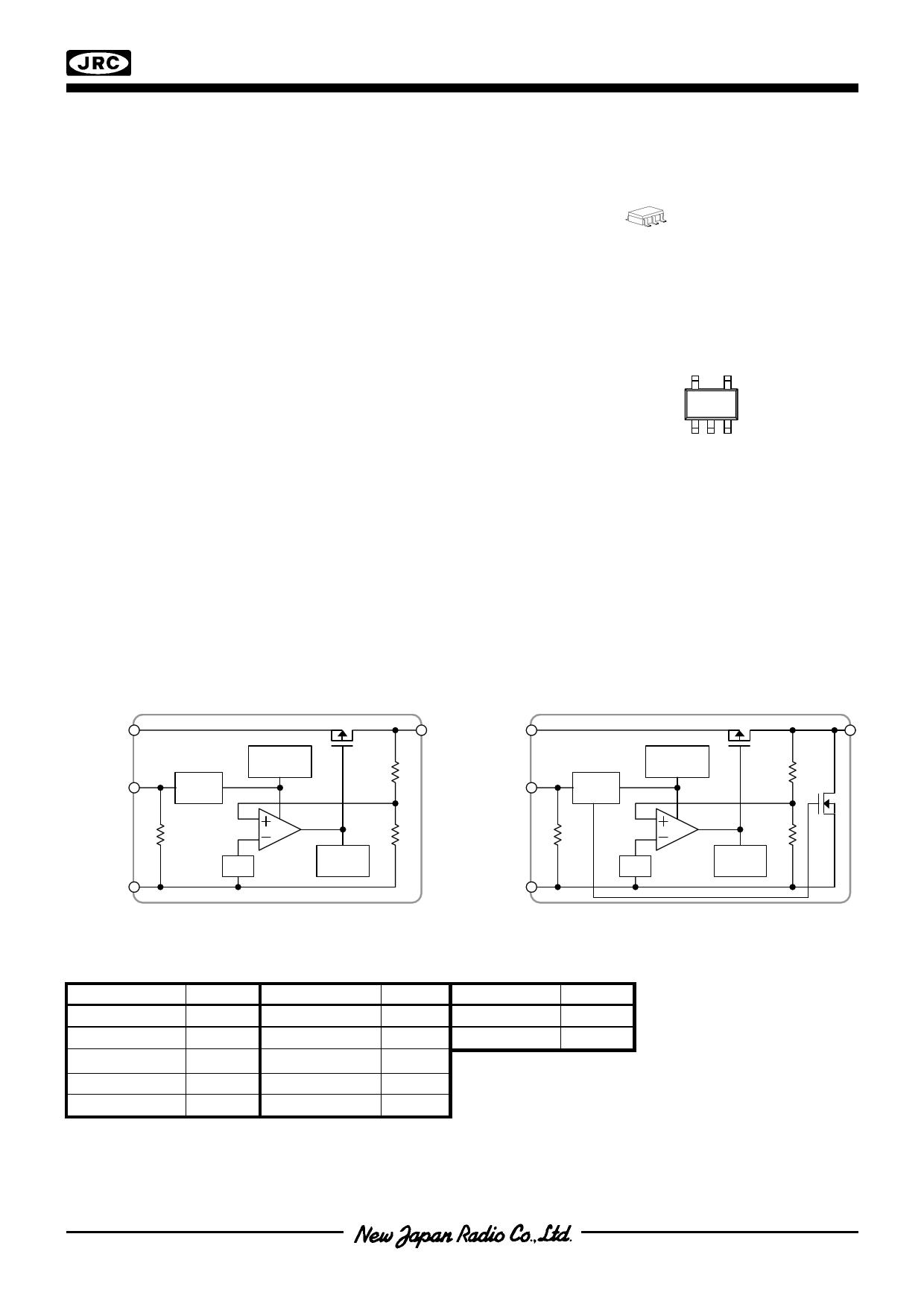 NJU7775 دیتاشیت PDF
