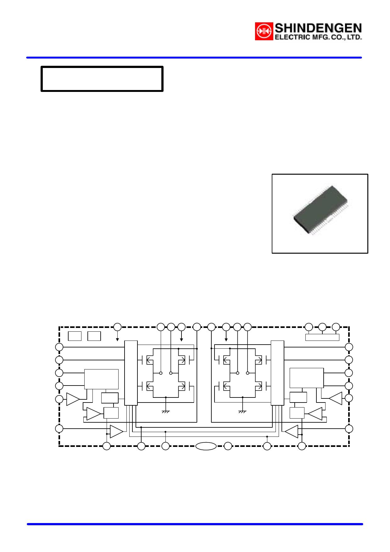 Pwm Current Control Stepper Motor Driverstepper Driver Circuit Based On Lv8741v Ic Mtd2029j Pdf