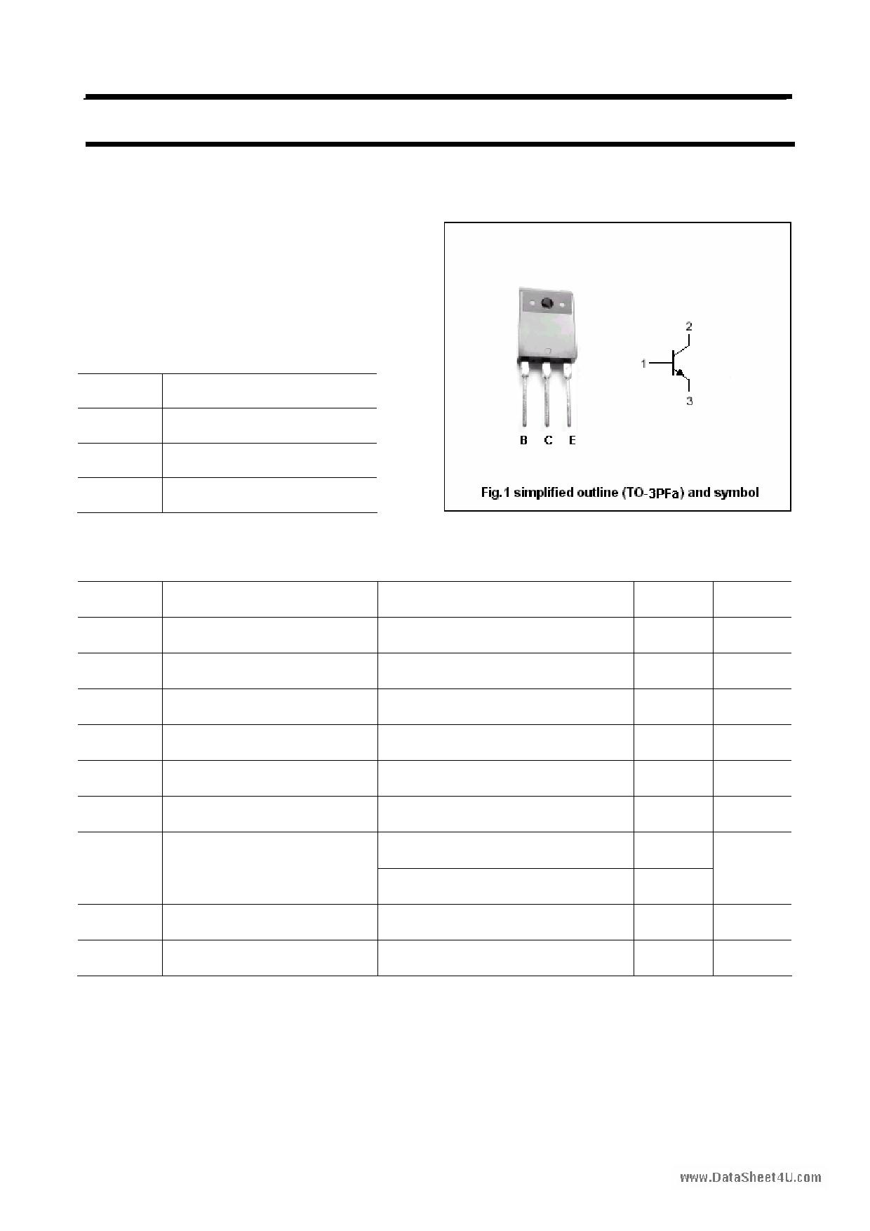 2SC3211 Datasheet, 2SC3211 PDF,ピン配置, 機能