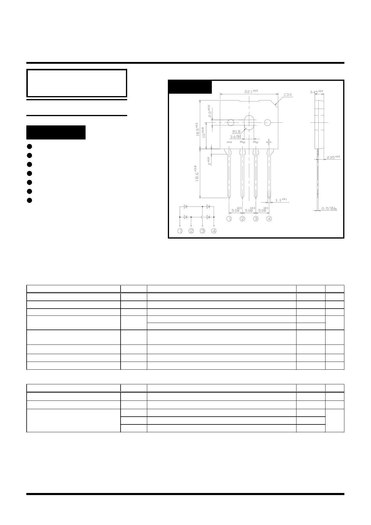 U8KBA80R datasheet, circuit