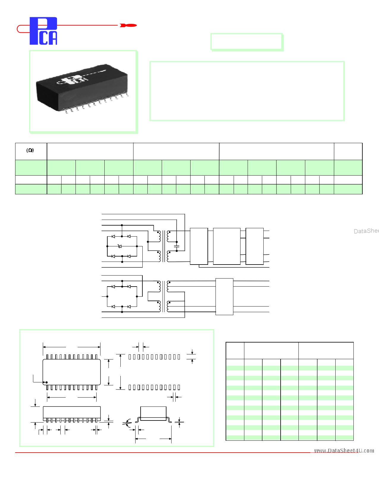 EPT7008AG دیتاشیت PDF