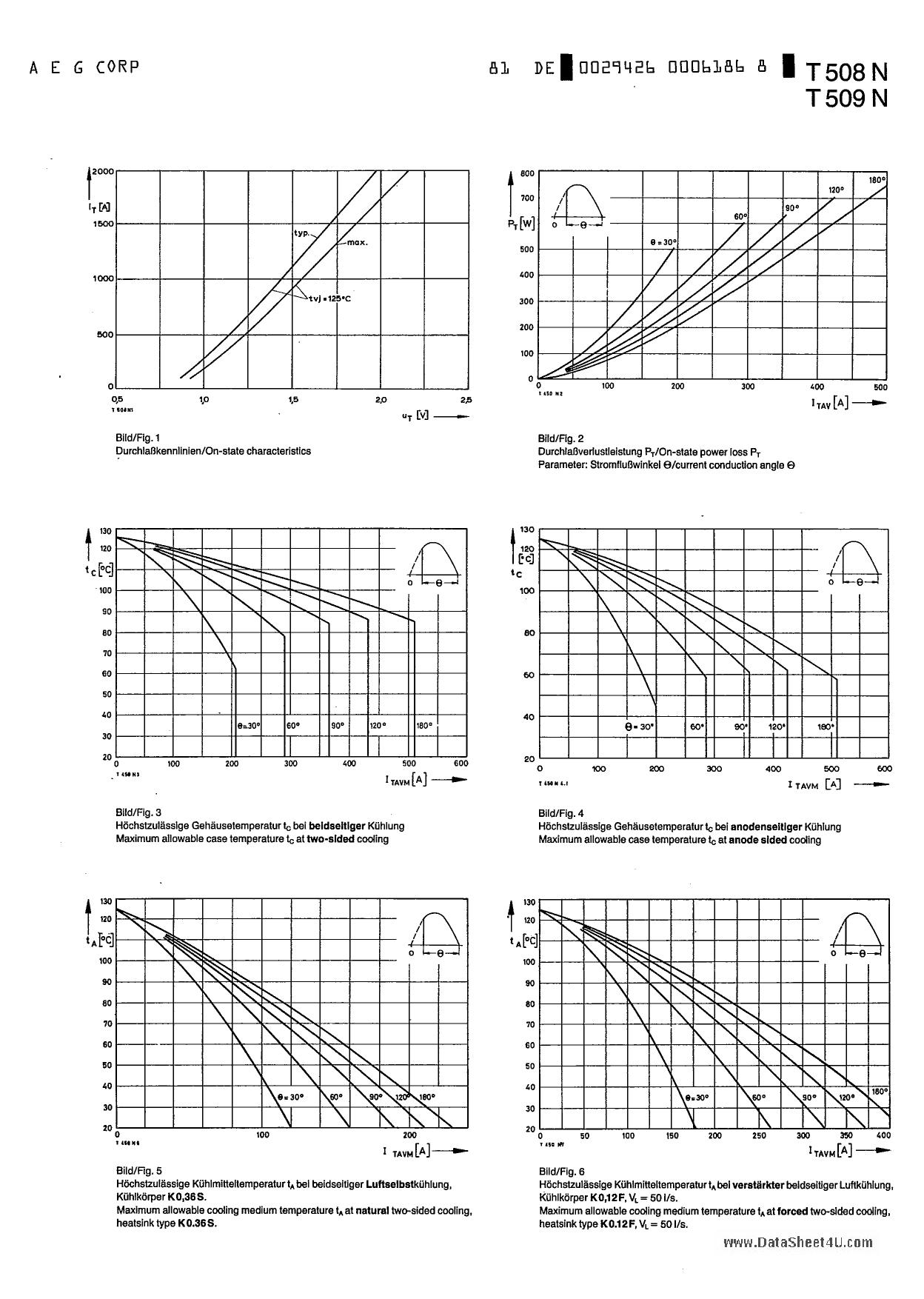 t509n1400 datasheet pdf   pinout