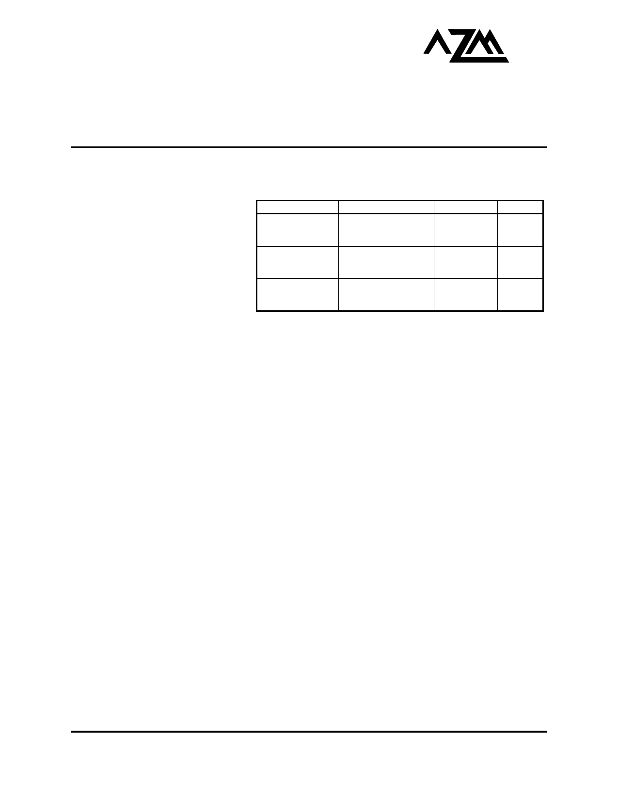AZ100LVE111 دیتاشیت PDF