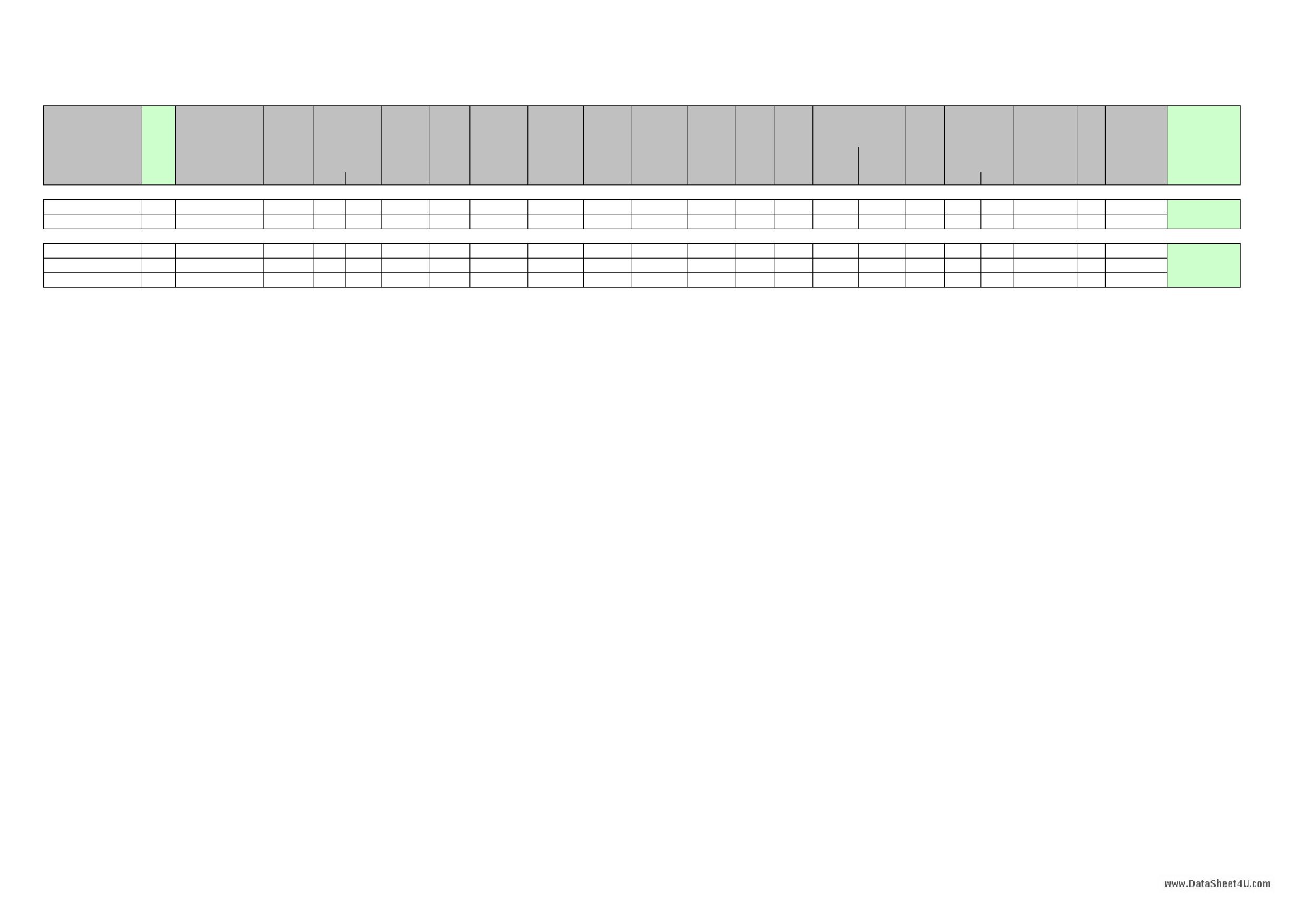 N105PH12-16 دیتاشیت PDF
