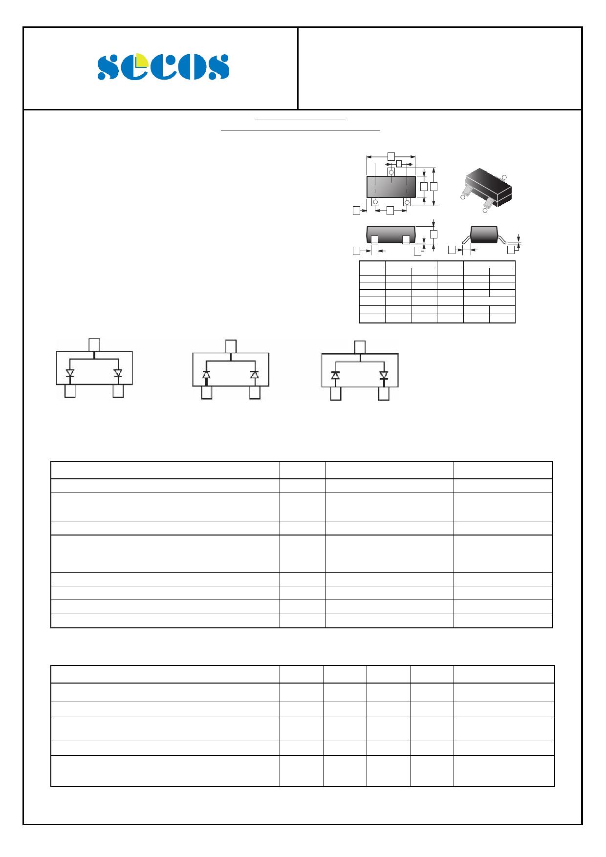 BAV23S دیتاشیت PDF