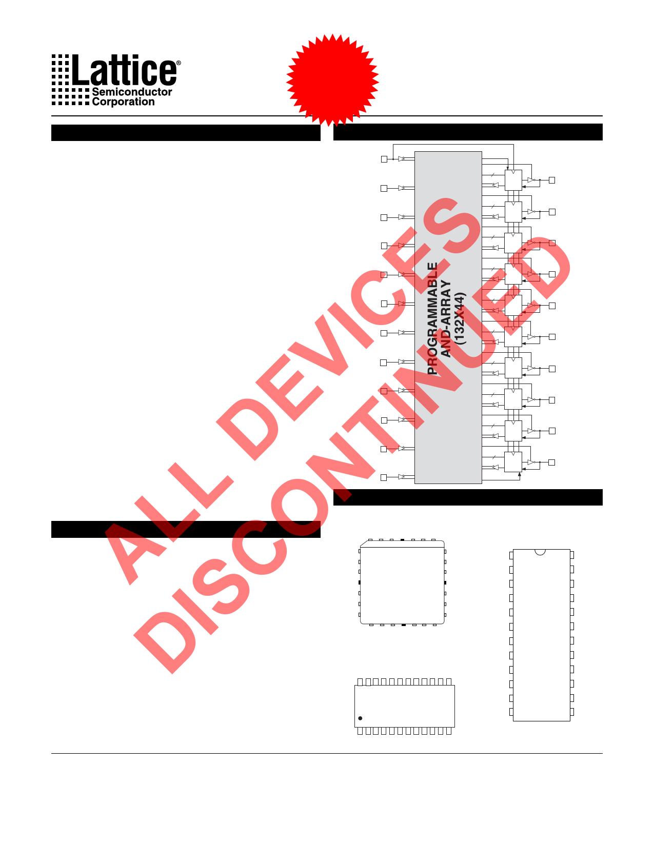 GAL22V10 Datasheet, GAL22V10 PDF,ピン配置, 機能