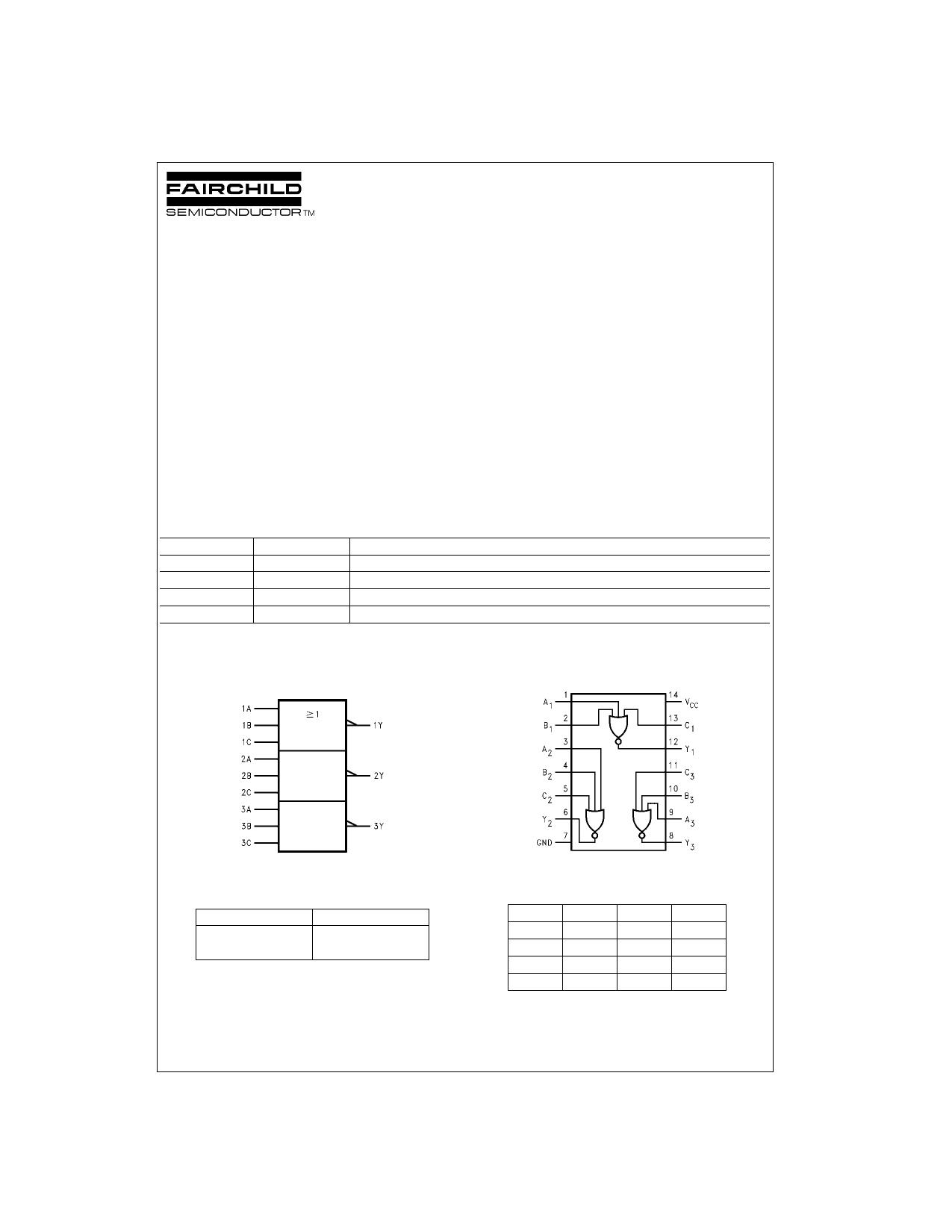 74VHC27SJ دیتاشیت PDF