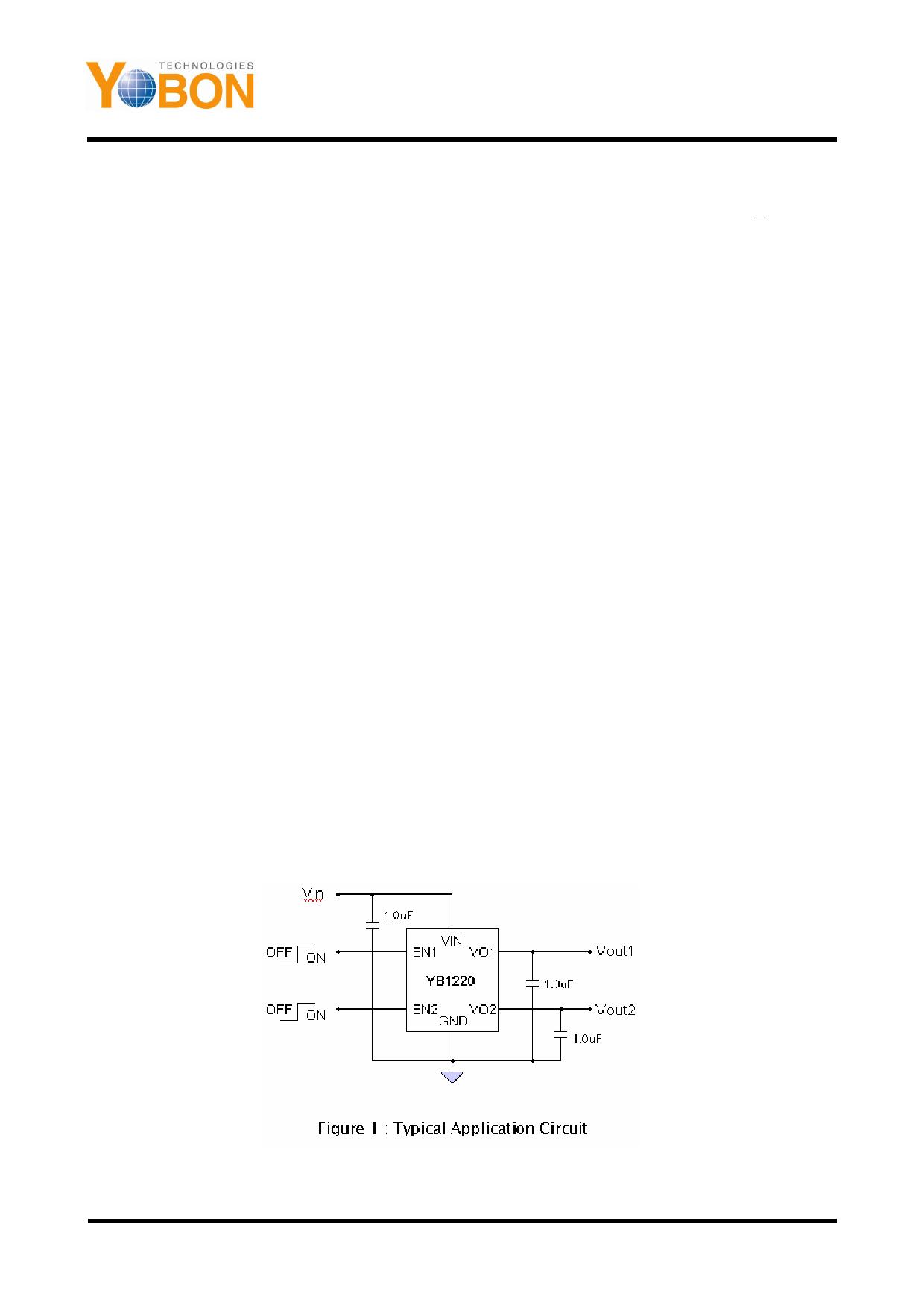 YB1220 دیتاشیت PDF