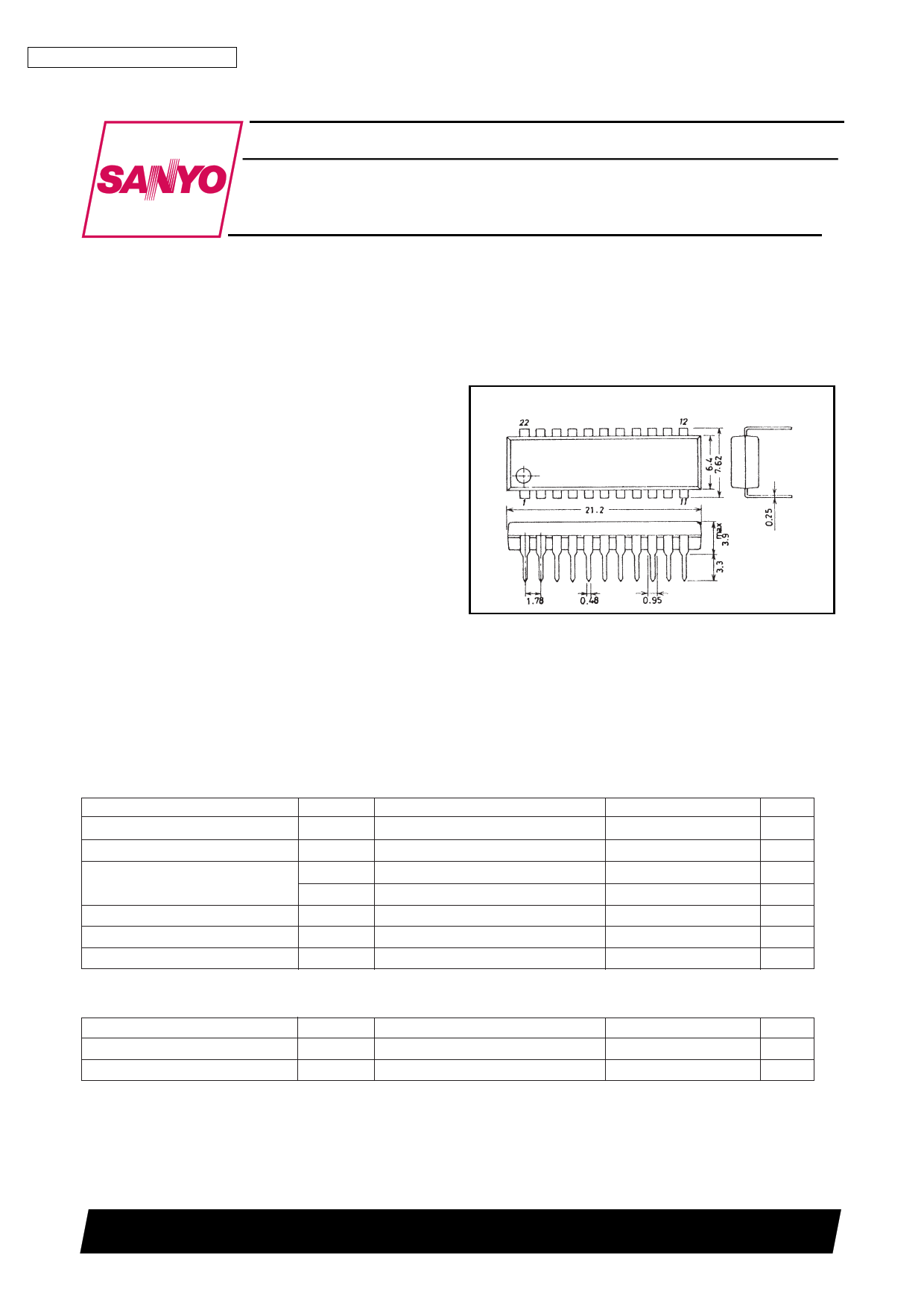 Rf Detector Circuit Symbol Engine Control Wiring Diagram La1265 Datasheet Pdf Pinout Fm Am Tuner Of Theory