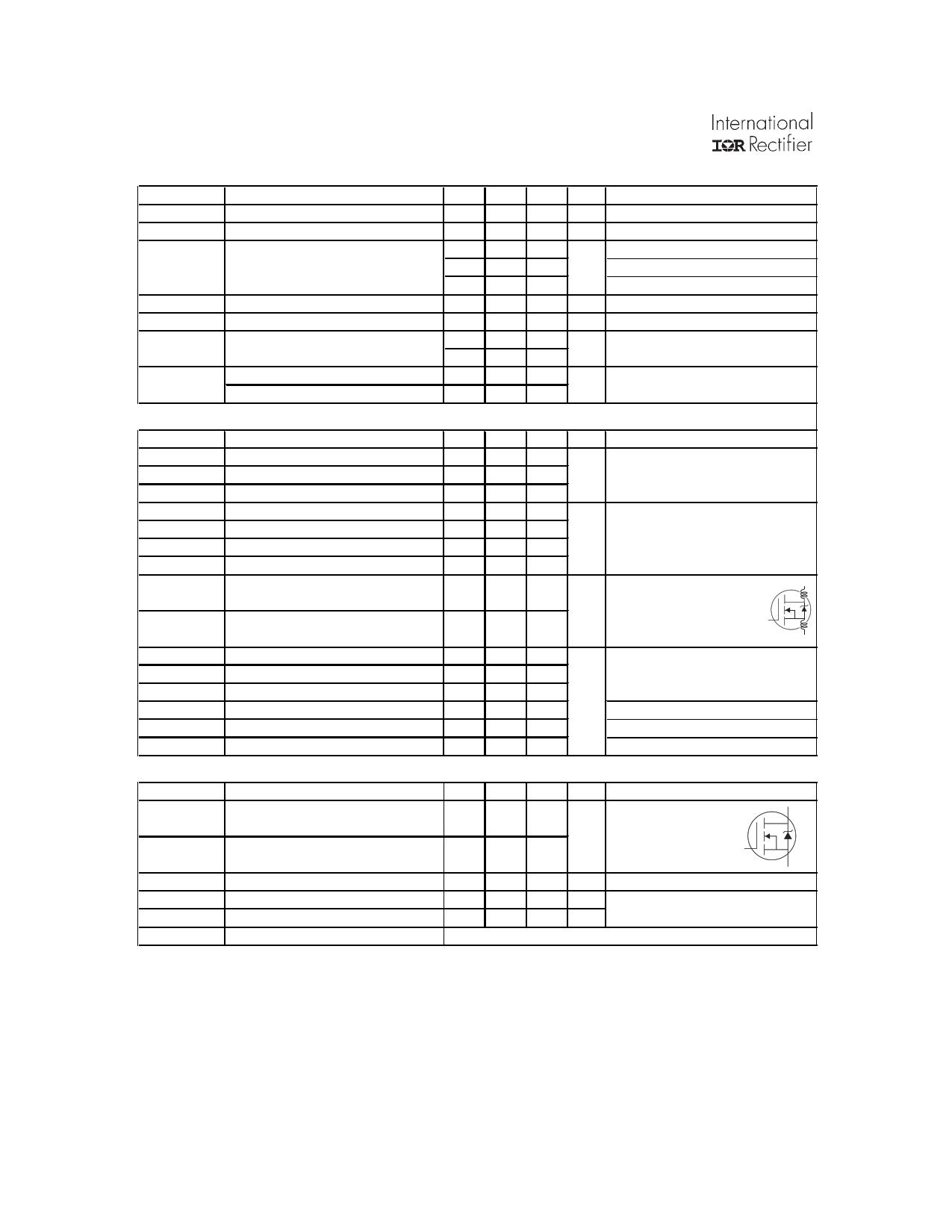 AUIRL1404Z pdf, schematic