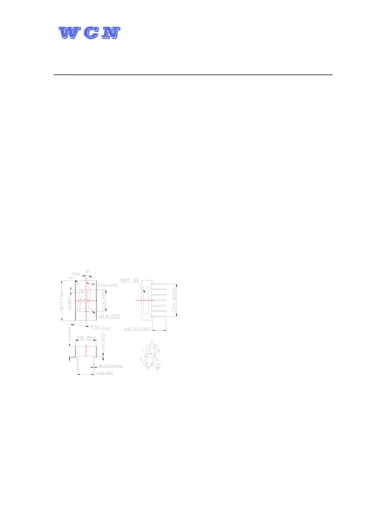 WCN3-0040HO-C11 datasheet