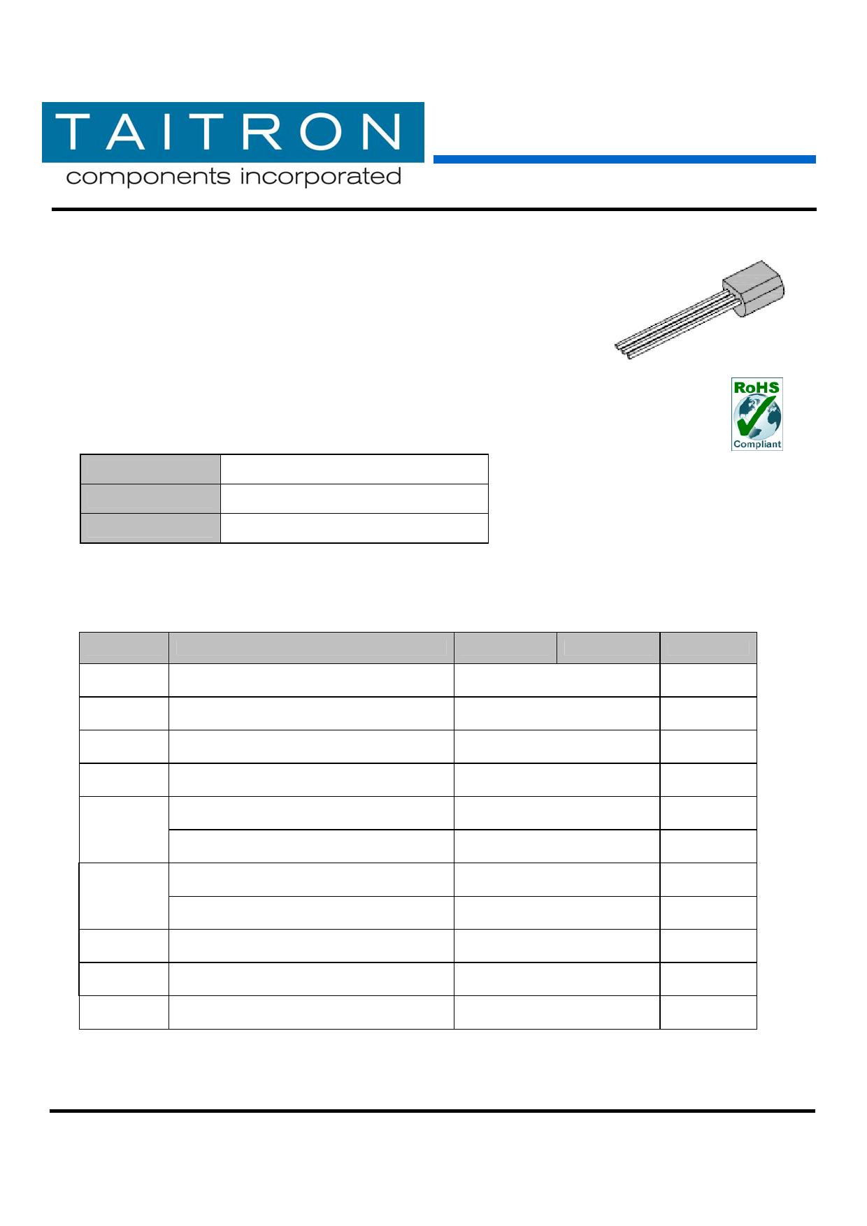 2N3904 دیتاشیت PDF
