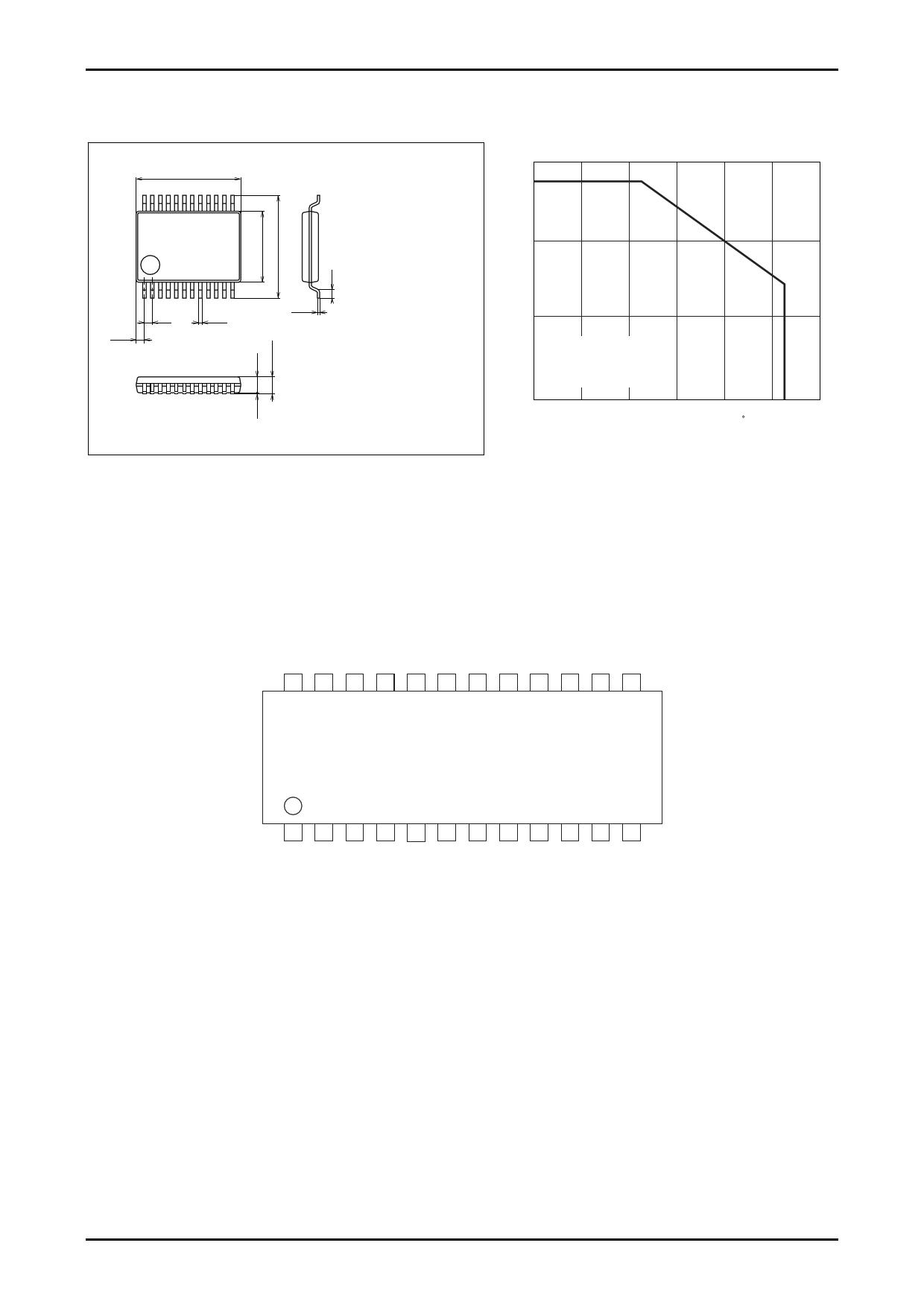 LV8712T pdf, ピン配列