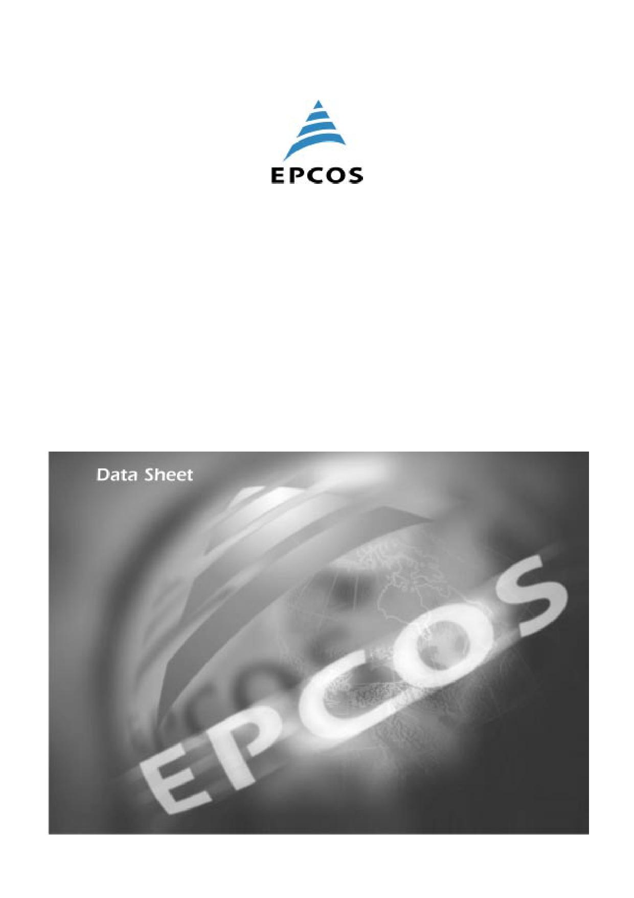 B7301 دیتاشیت PDF
