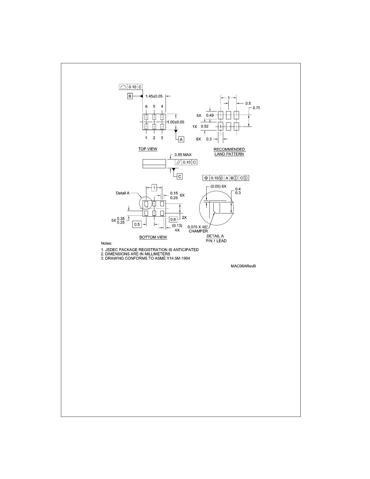 FSA1157P6 arduino