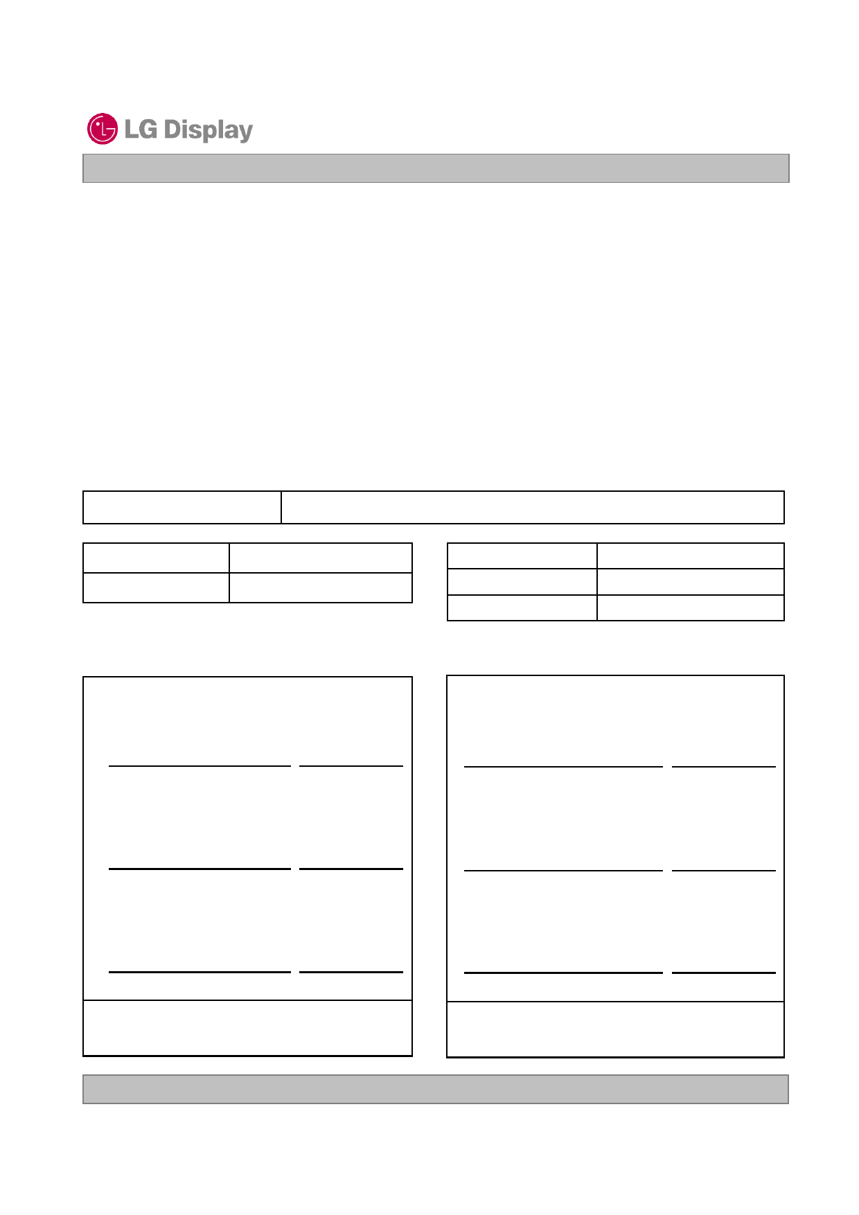 LC320EUN-SFM1 datasheet