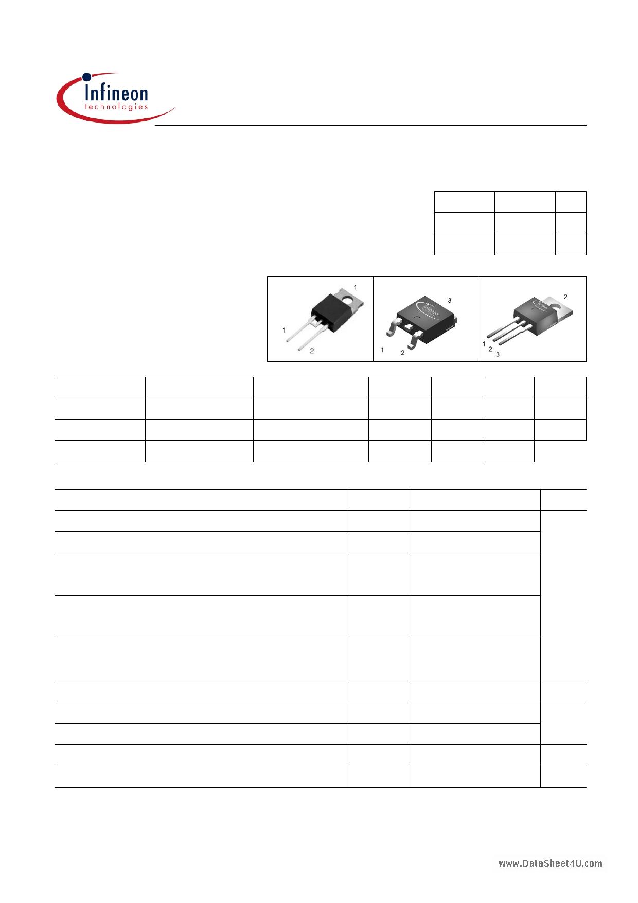 D04S60 datasheet