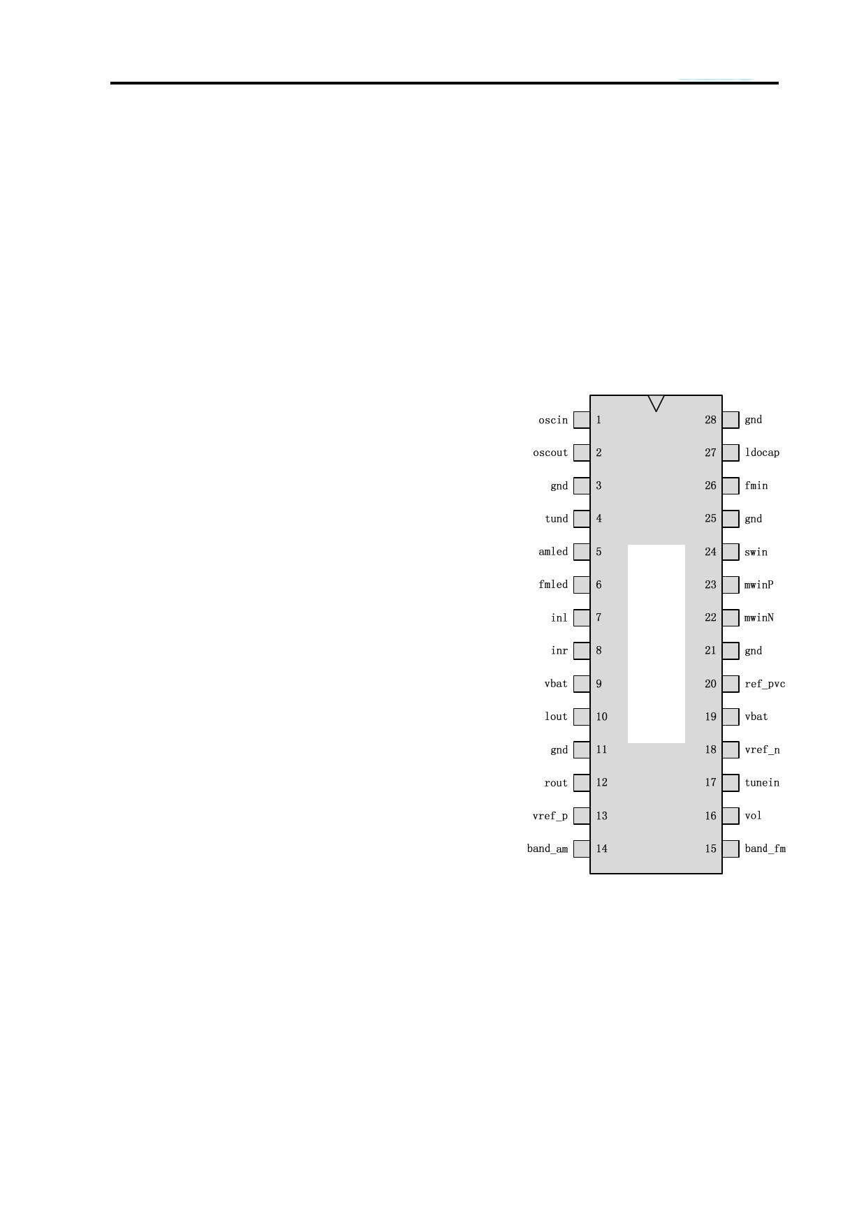 DSP6959 Datasheet, DSP6959 PDF,ピン配置, 機能