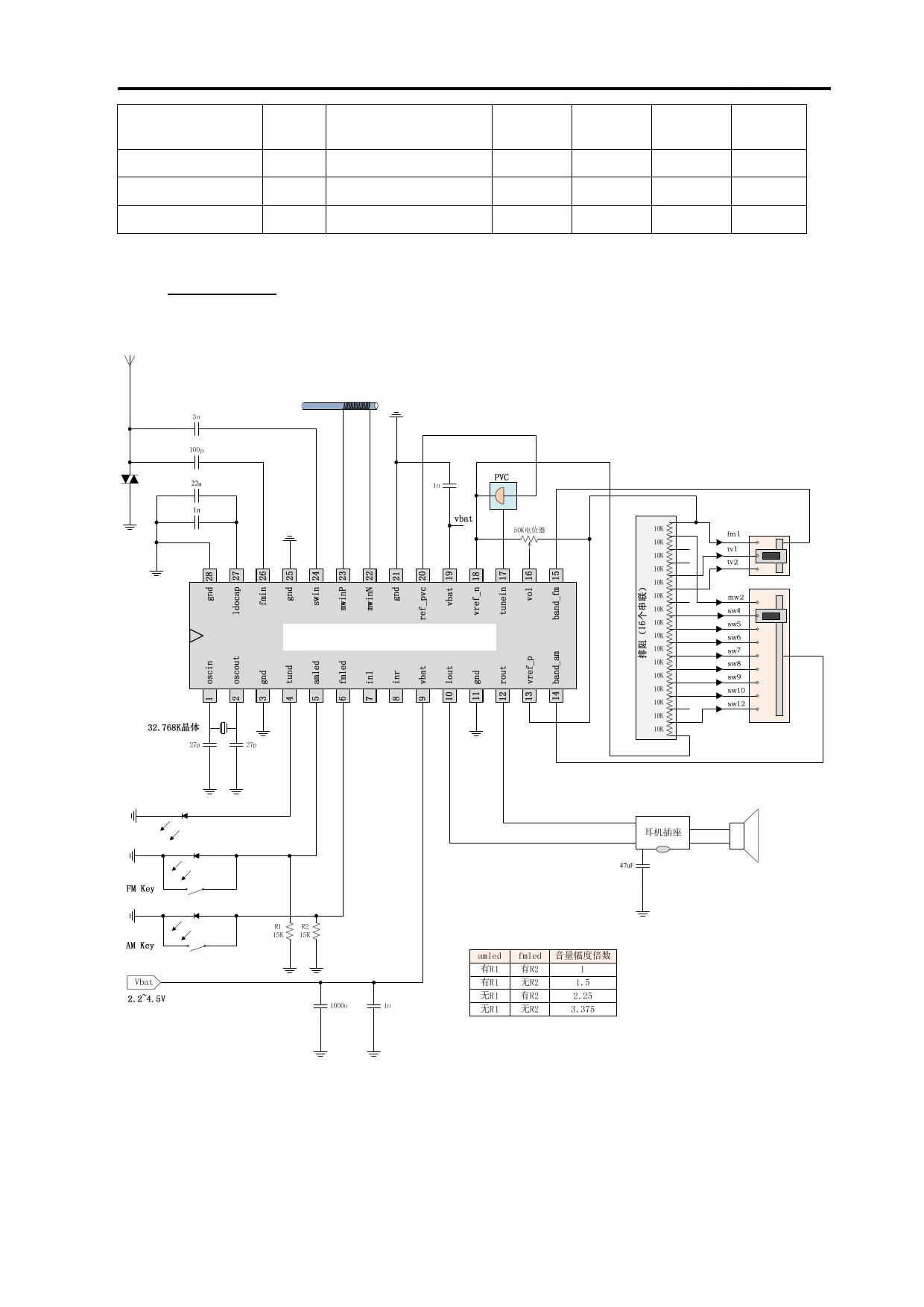 DSP6959 電子部品, 半導体