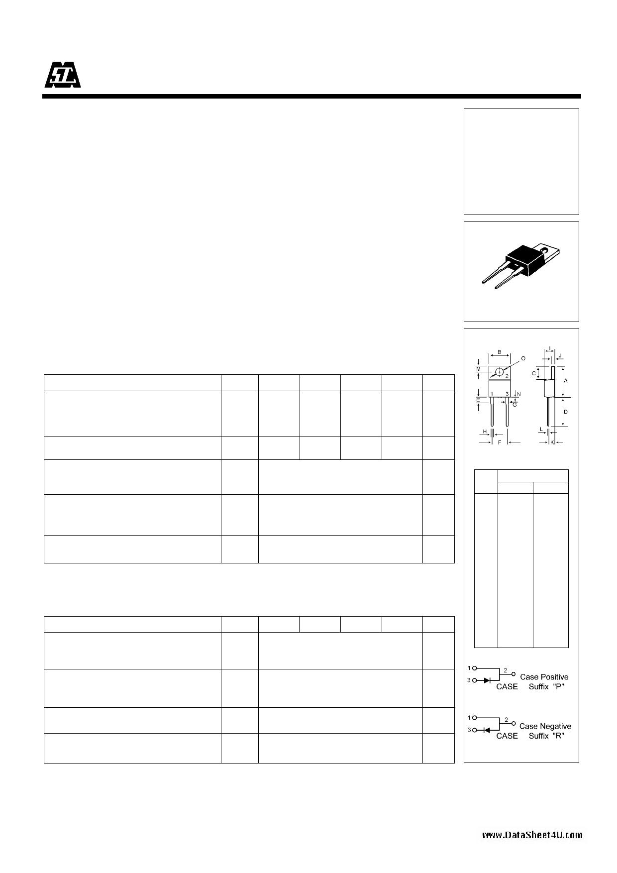 U05A15 даташит PDF