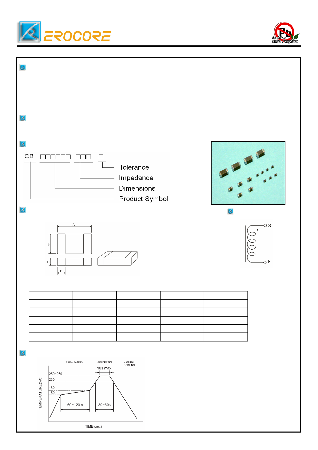 CB201209T-152x دیتاشیت PDF